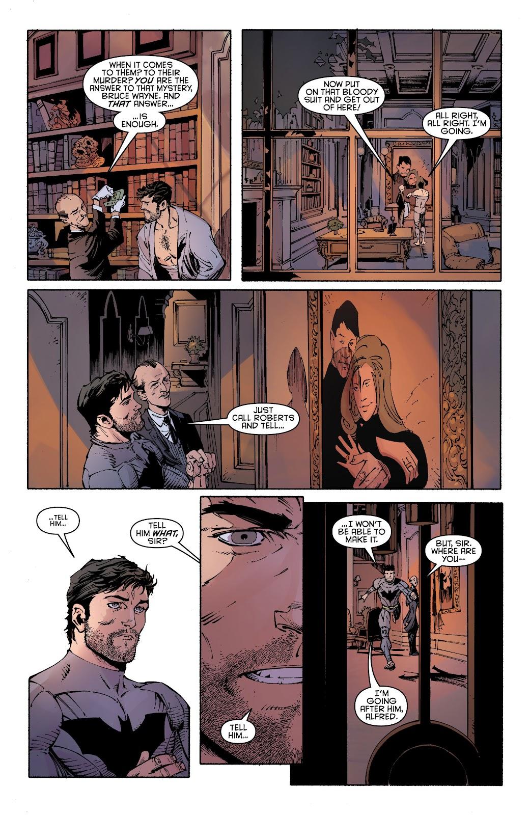 Batman (2011) Issue #10 #25 - English 13