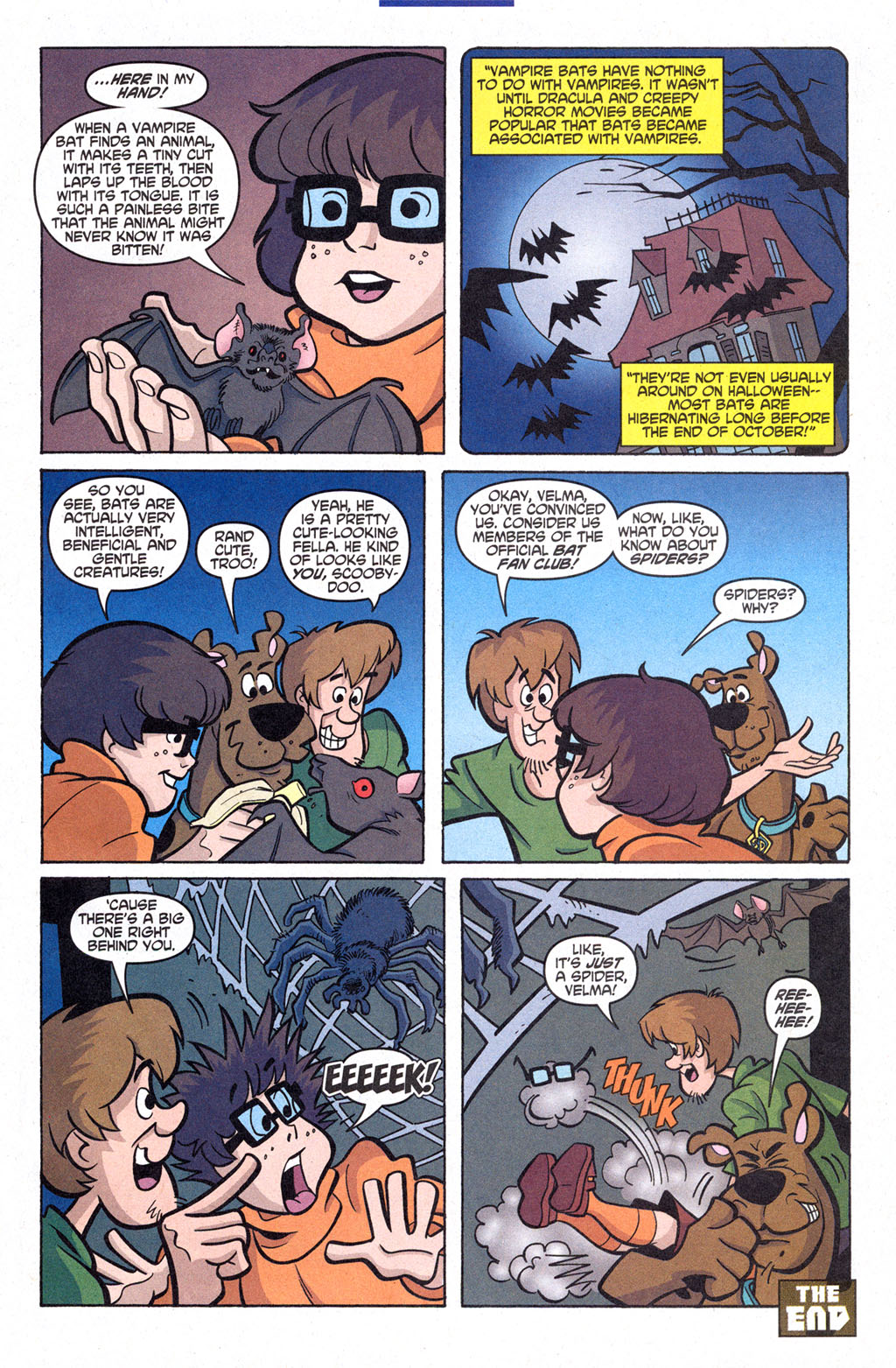 Read online Scooby-Doo (1997) comic -  Issue #98 - 20