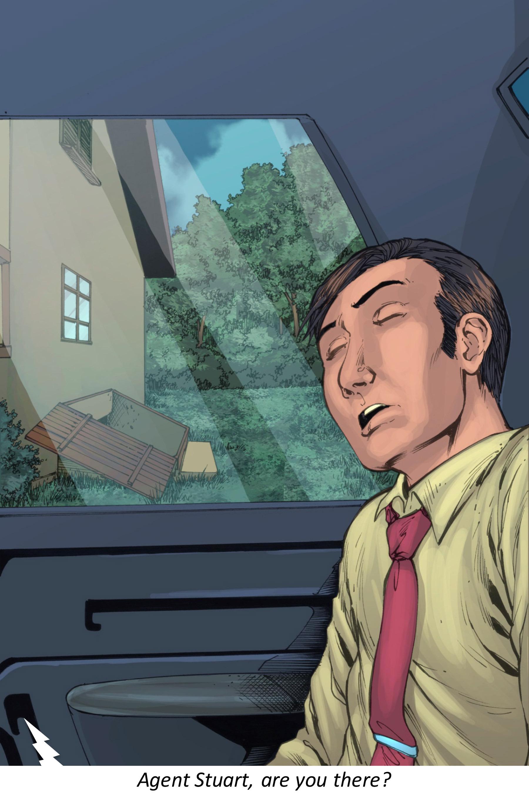 Read online Z-Men comic -  Issue #3 - 92