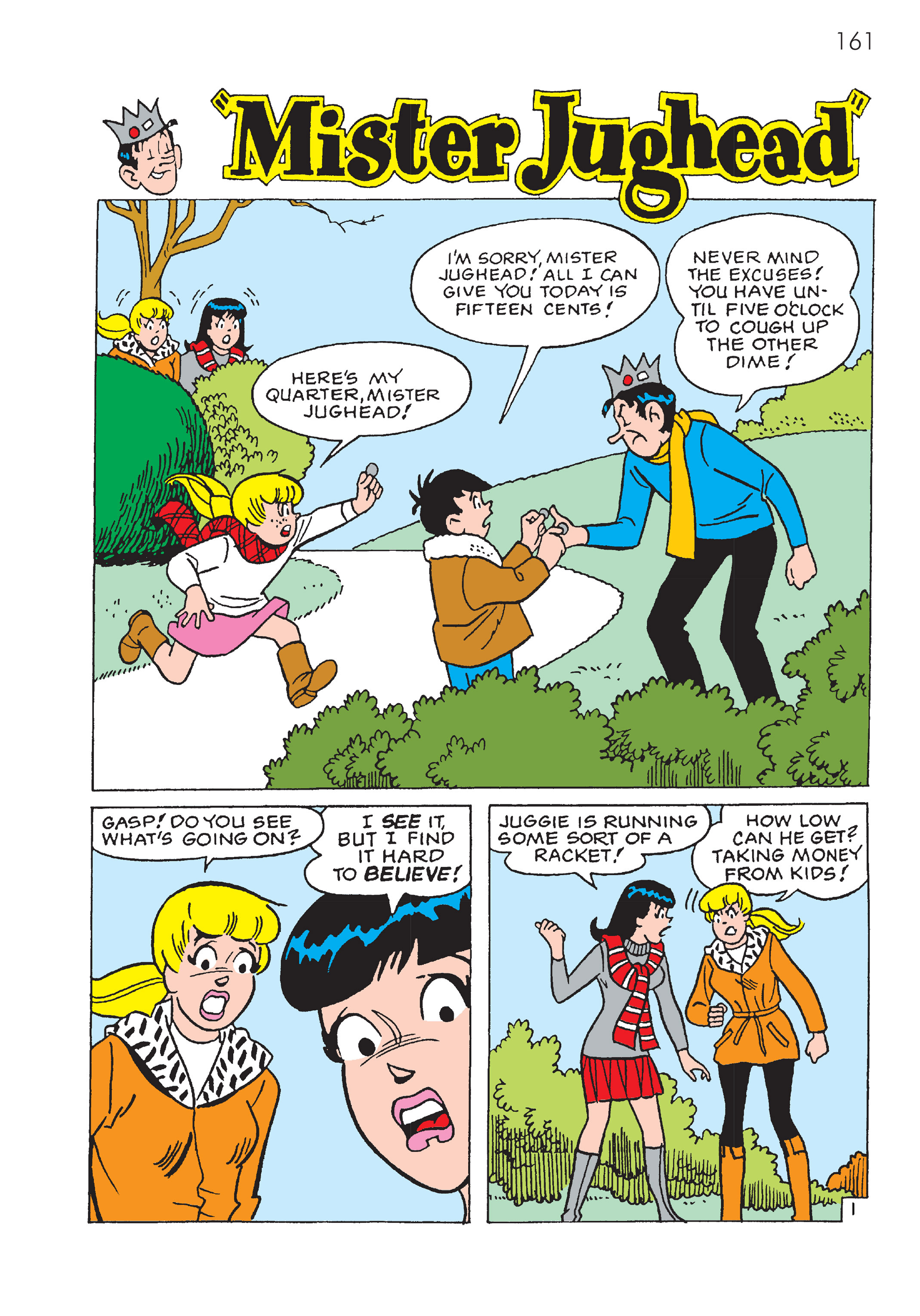 Read online The Best of Archie Comics comic -  Issue # TPB 4 (Part 1) - 162