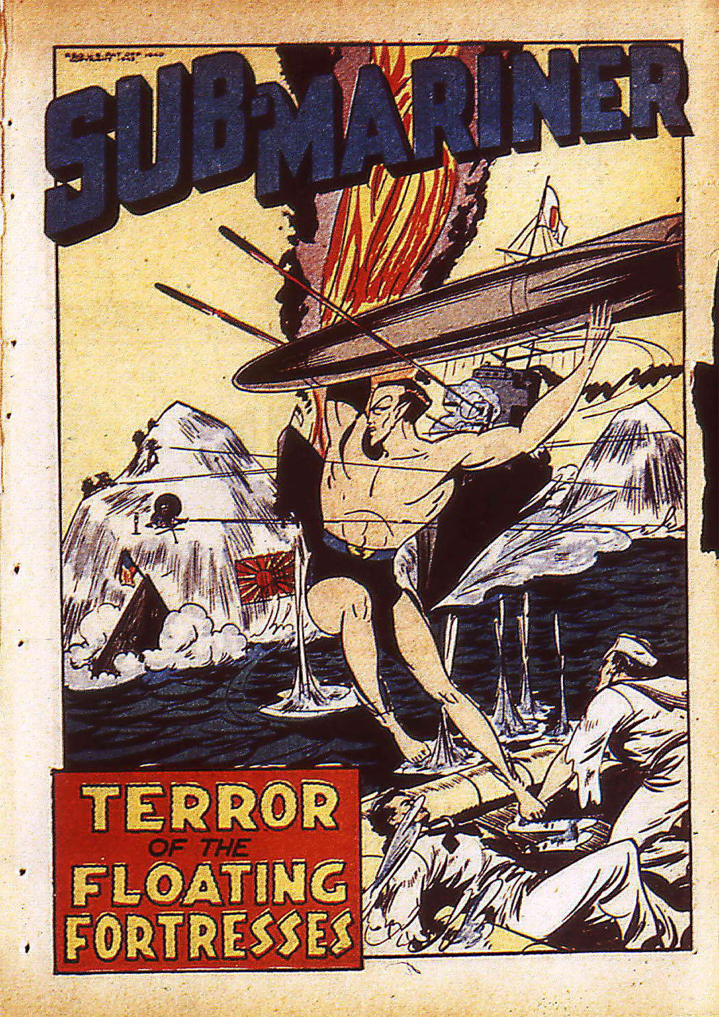 Sub-Mariner Comics Issue #9 #9 - English 4