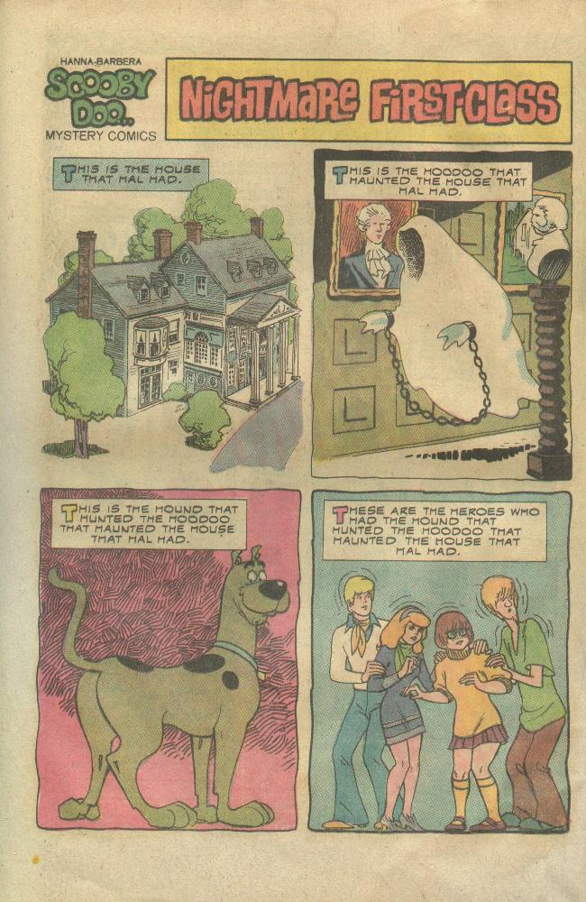 Read online Scooby-Doo... Mystery Comics comic -  Issue #27 - 15