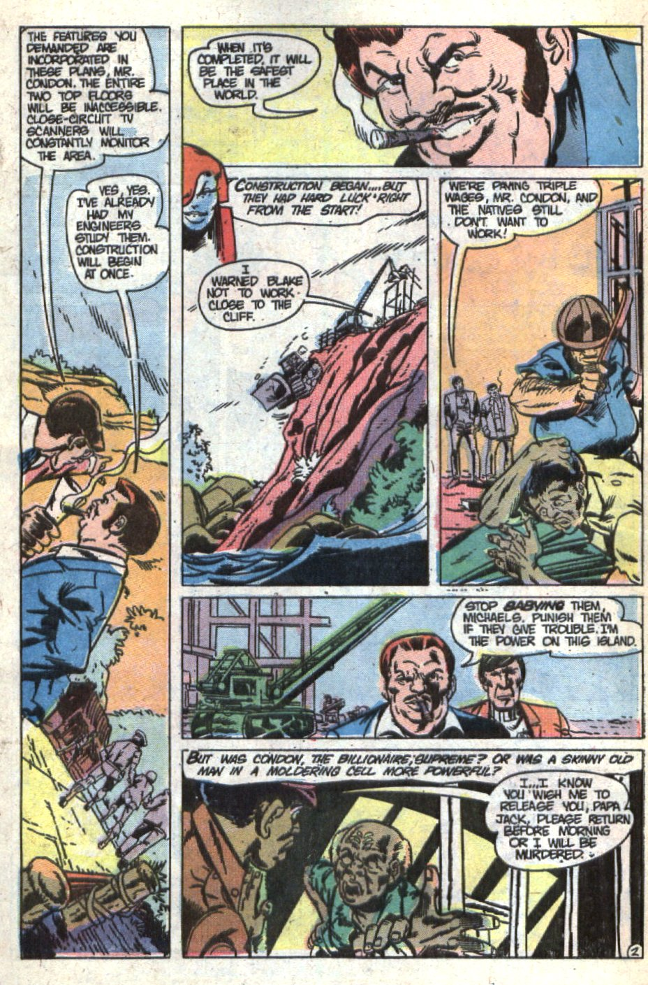 Read online Scary Tales comic -  Issue #4 - 25