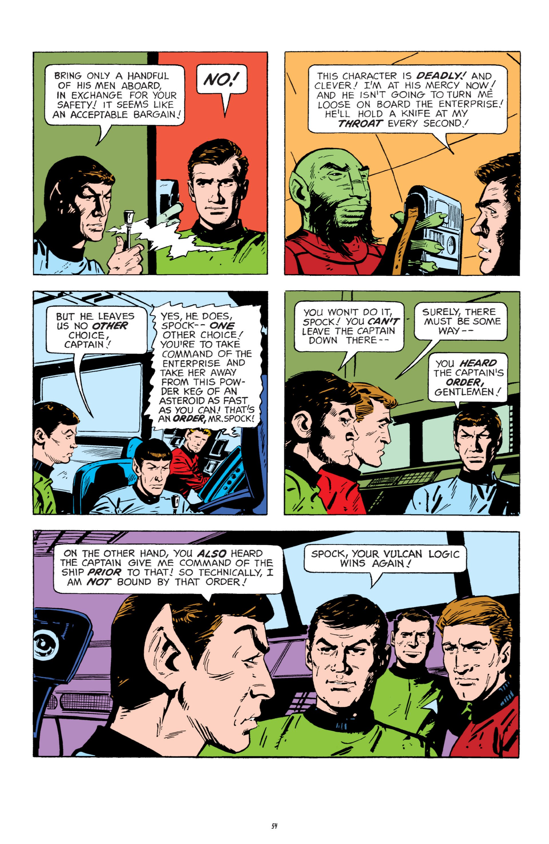 Star Trek Archives #TPB_1 #14 - English 55