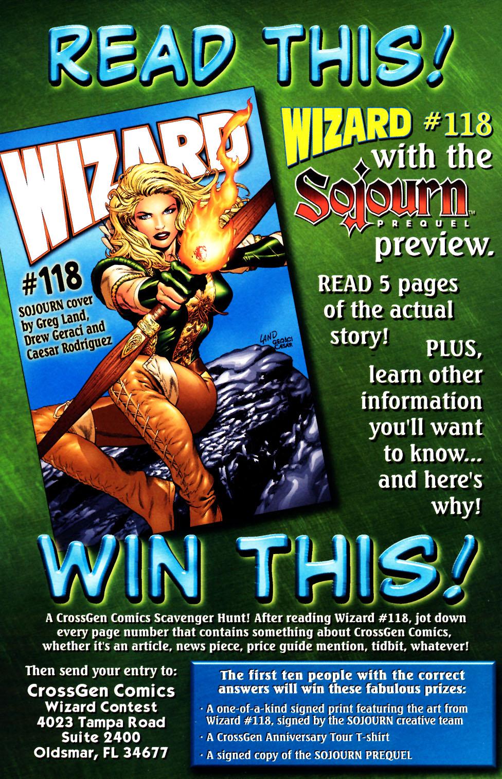 Read online Scion comic -  Issue #12 - 33