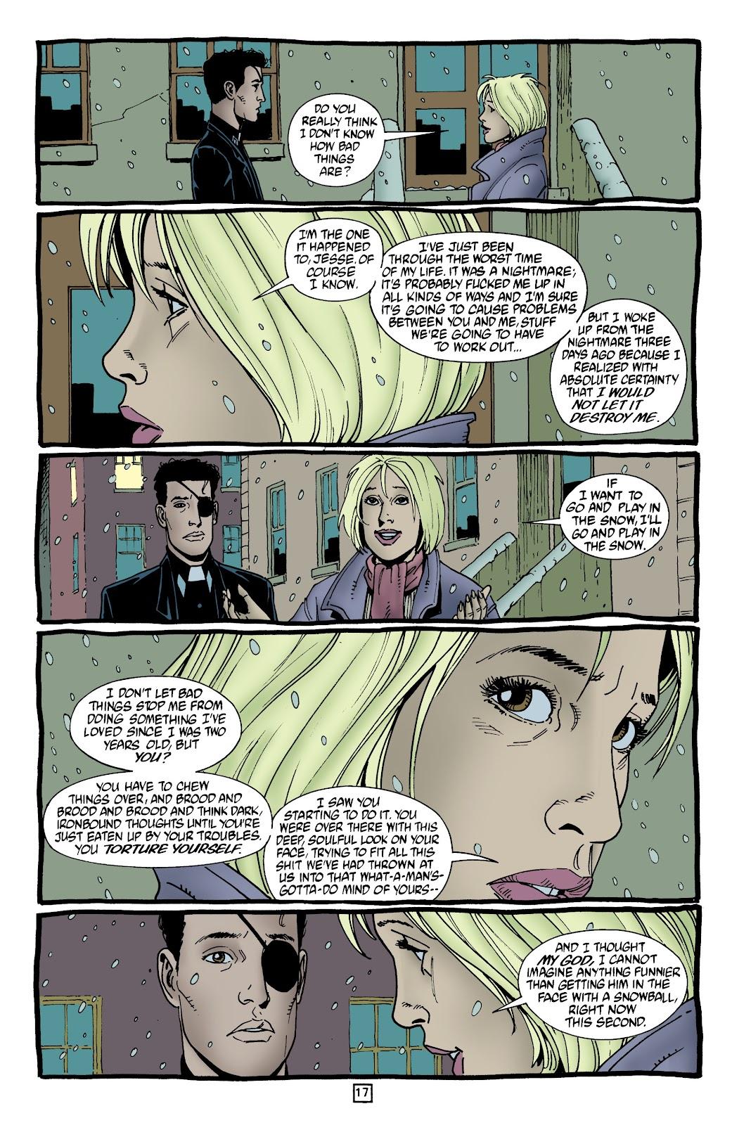 Preacher Issue #54 #63 - English 18