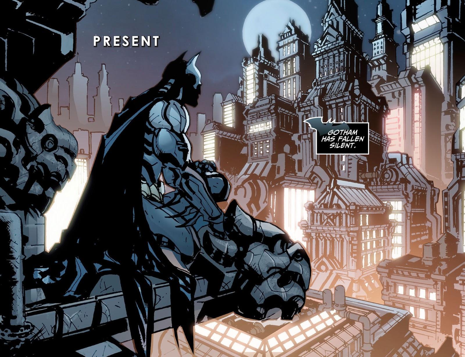 Injustice: Gods Among Us [I] Issue #1 #2 - English 3