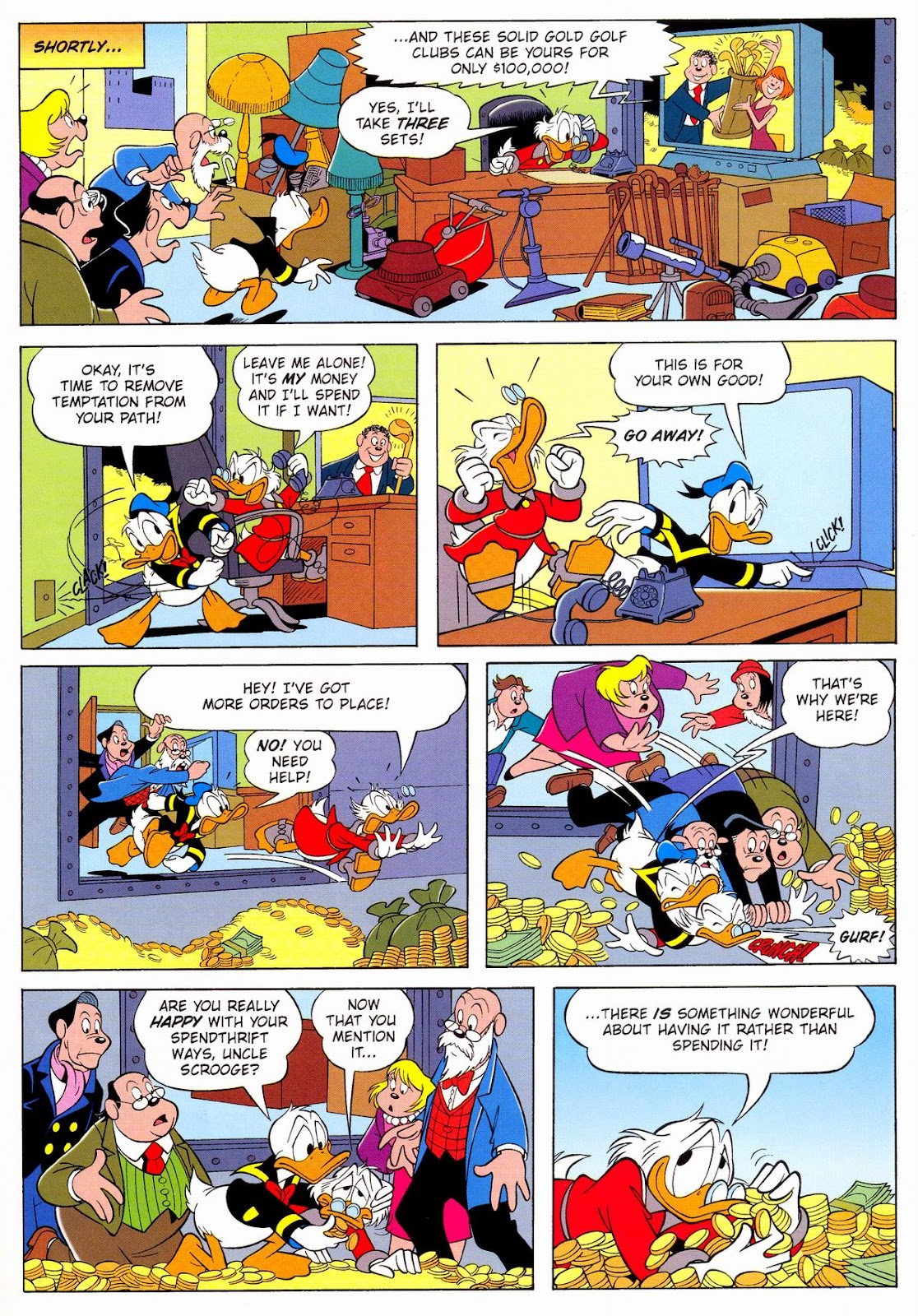 Uncle Scrooge (1953) Issue #331 #331 - English 65