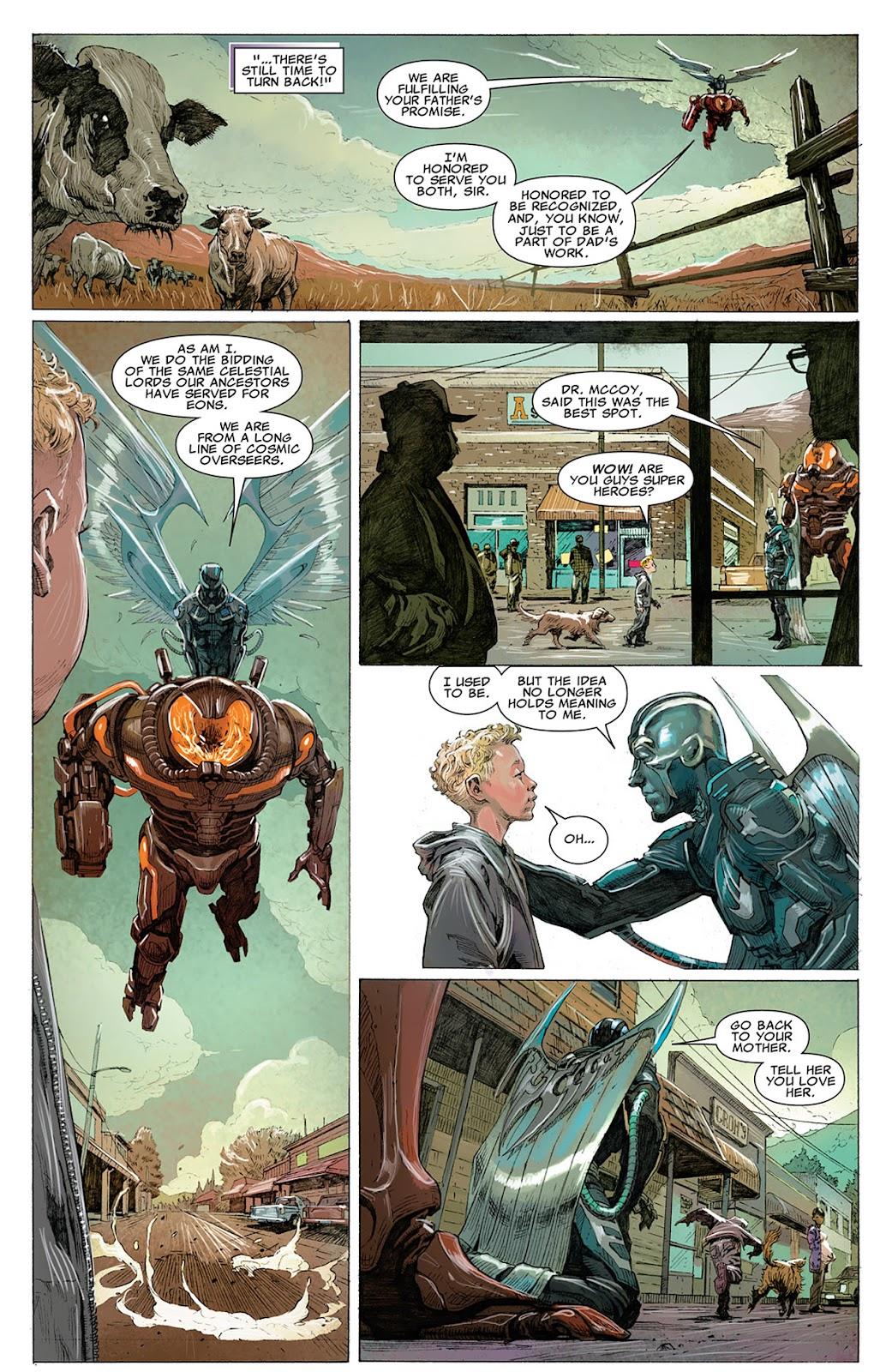 Uncanny X-Force (2010) Issue #14 #15 - English 19