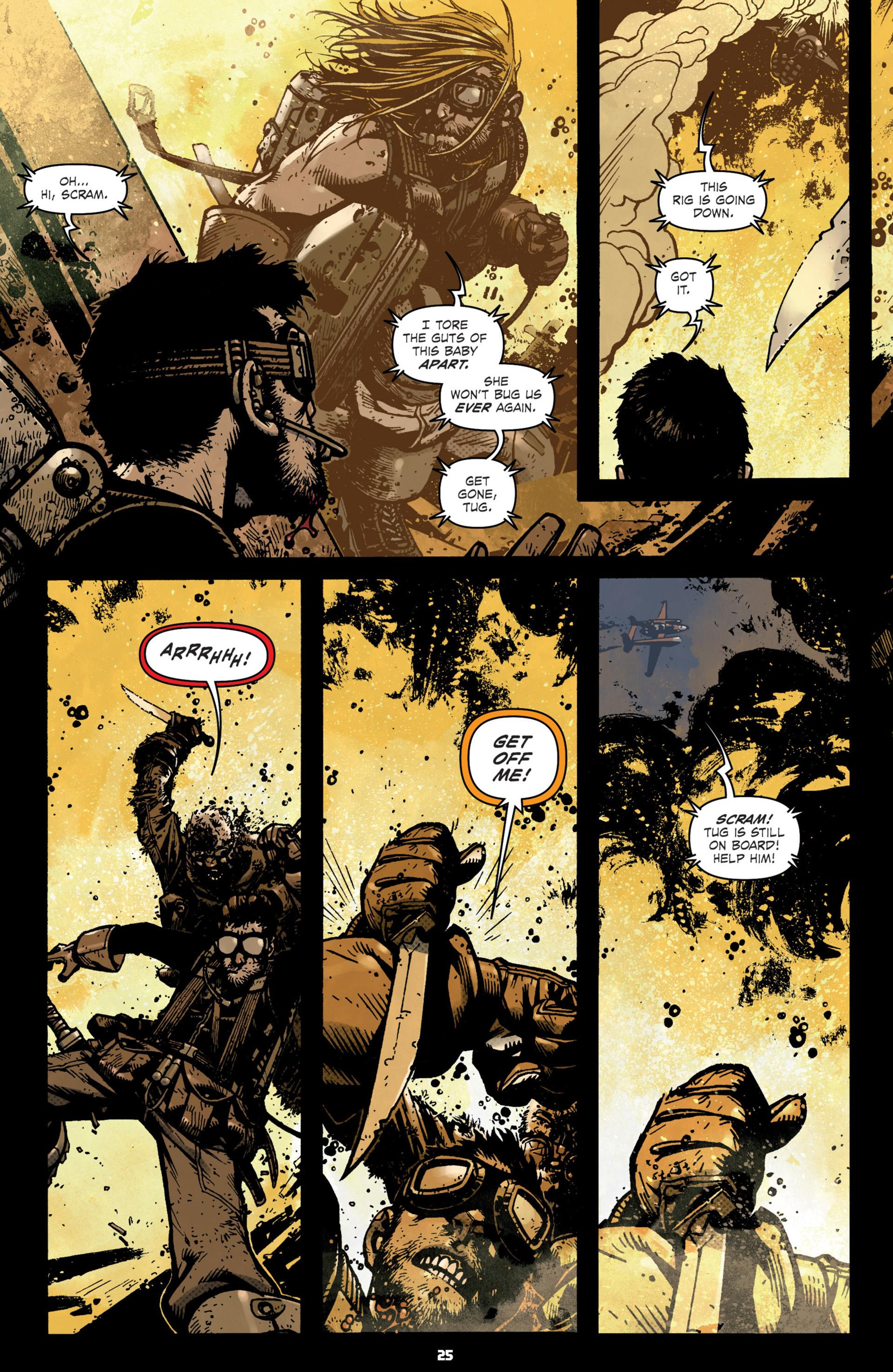 Wild Blue Yonder 3 Page 25