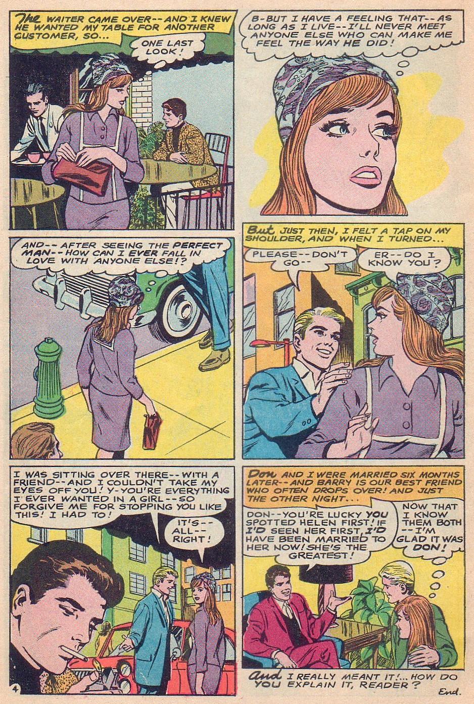 Read online Secret Hearts comic -  Issue #124 - 6