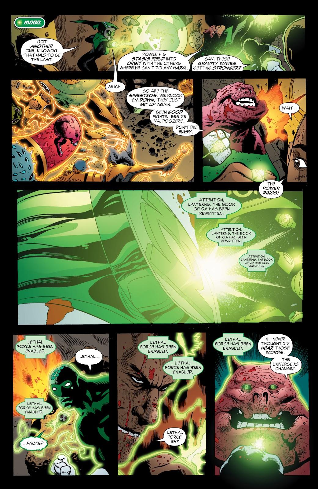 Green Lantern: The Sinestro Corps War Full #1 - English 171