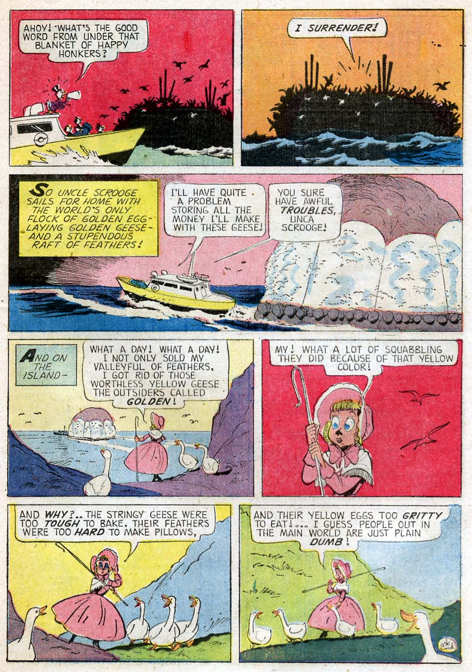 Uncle Scrooge (1953) Issue #45 #45 - English 25