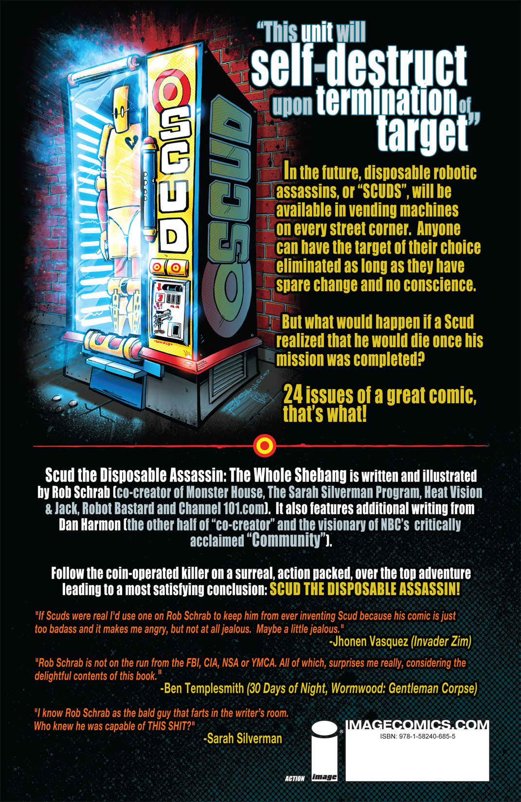 Read online Scud: The Disposable Assassin: The Whole Shebang comic -  Issue # TPB (Part 4) - 140