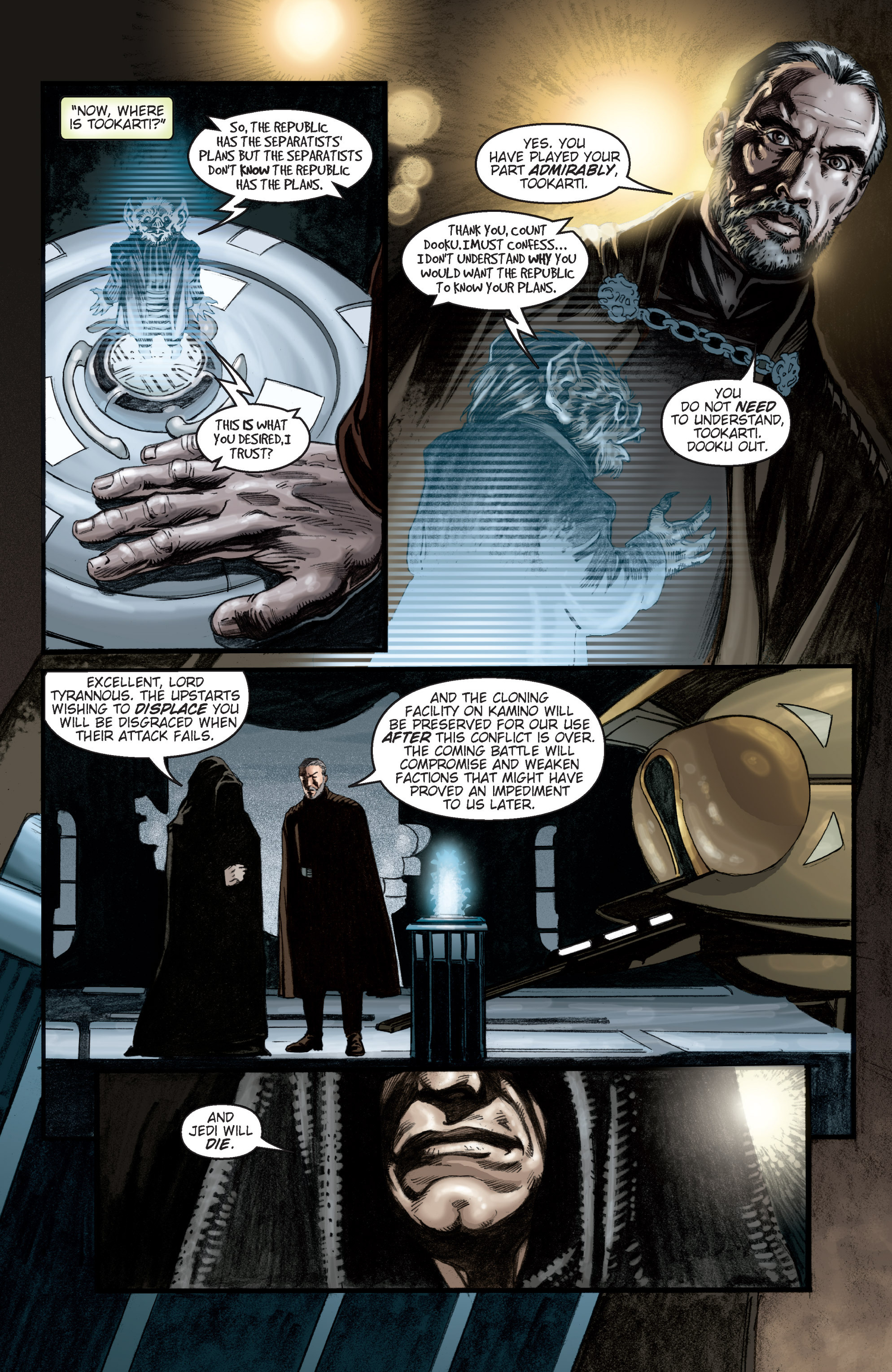 Star Wars Legends Epic Collection: The Clone Wars chap 1 pic 29
