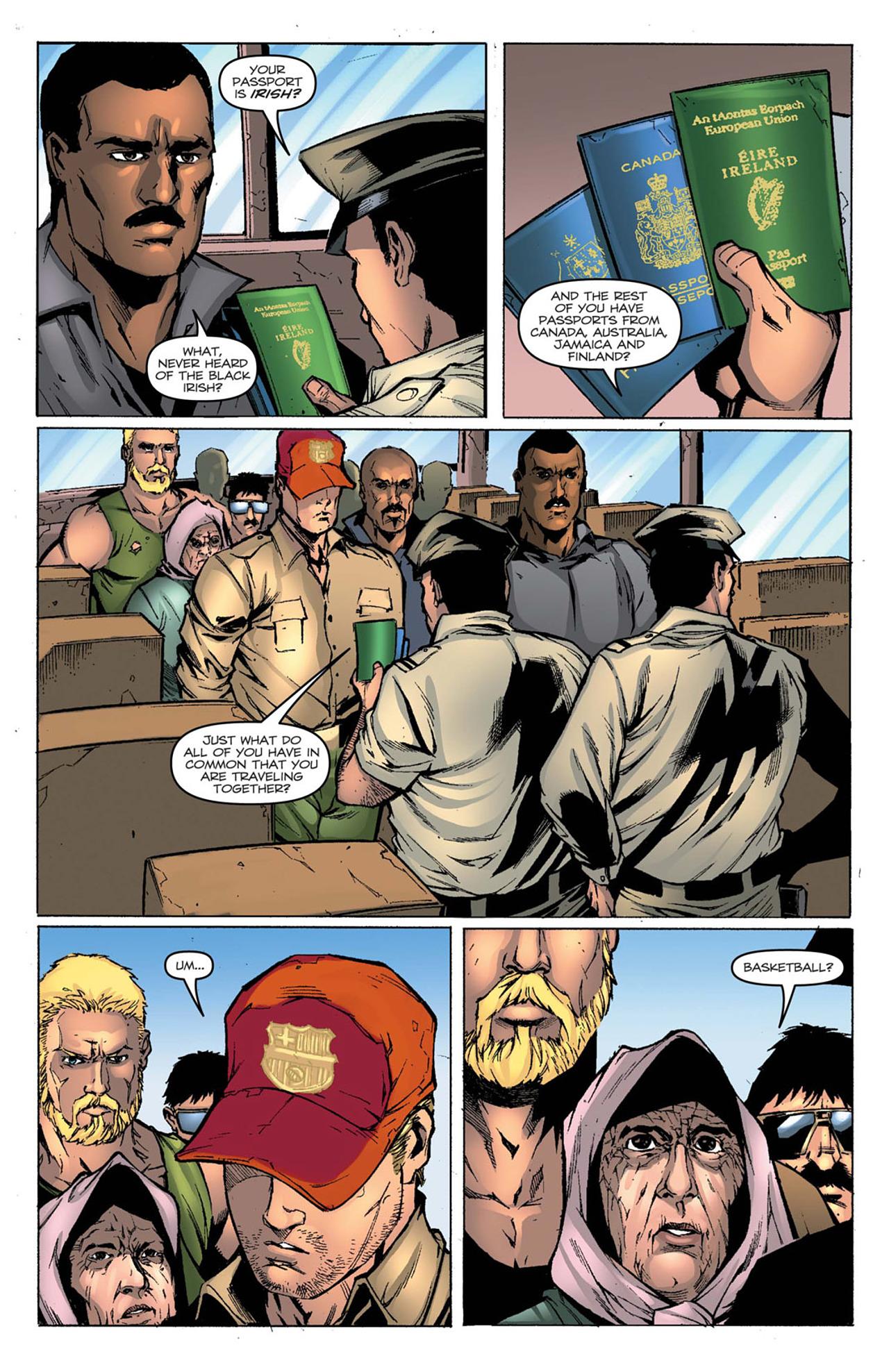 G.I. Joe: A Real American Hero 160 Page 12