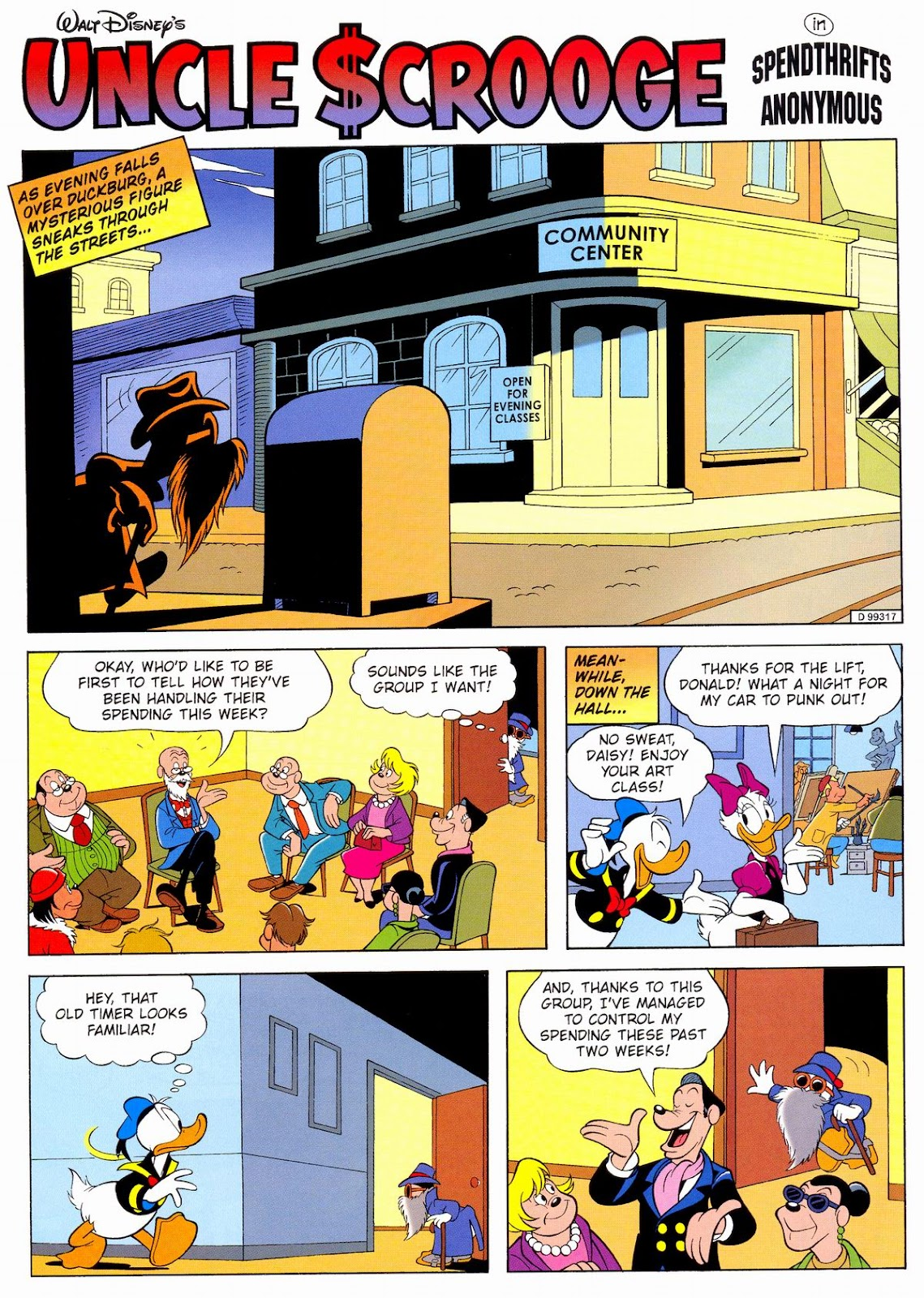 Uncle Scrooge (1953) Issue #331 #331 - English 59