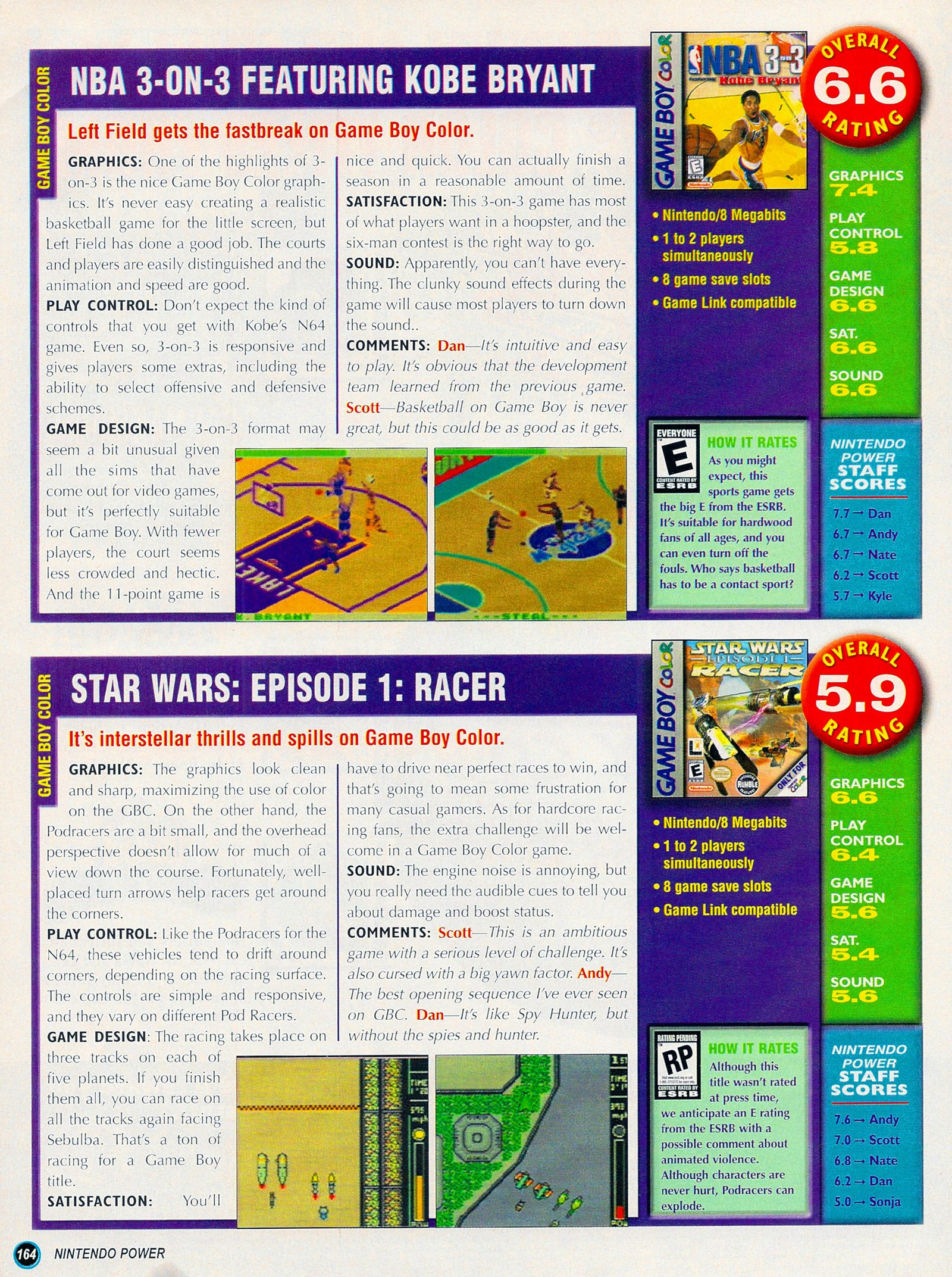 Nintendo Power #127 #127 - English 189