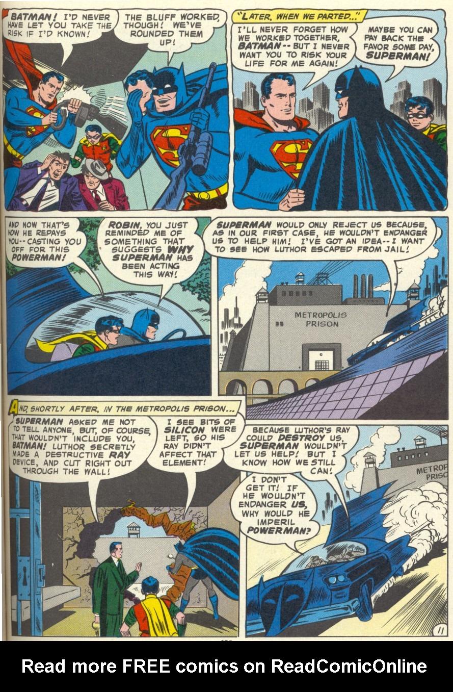 Read online Secret Origins (1961) comic -  Issue # Full - 13