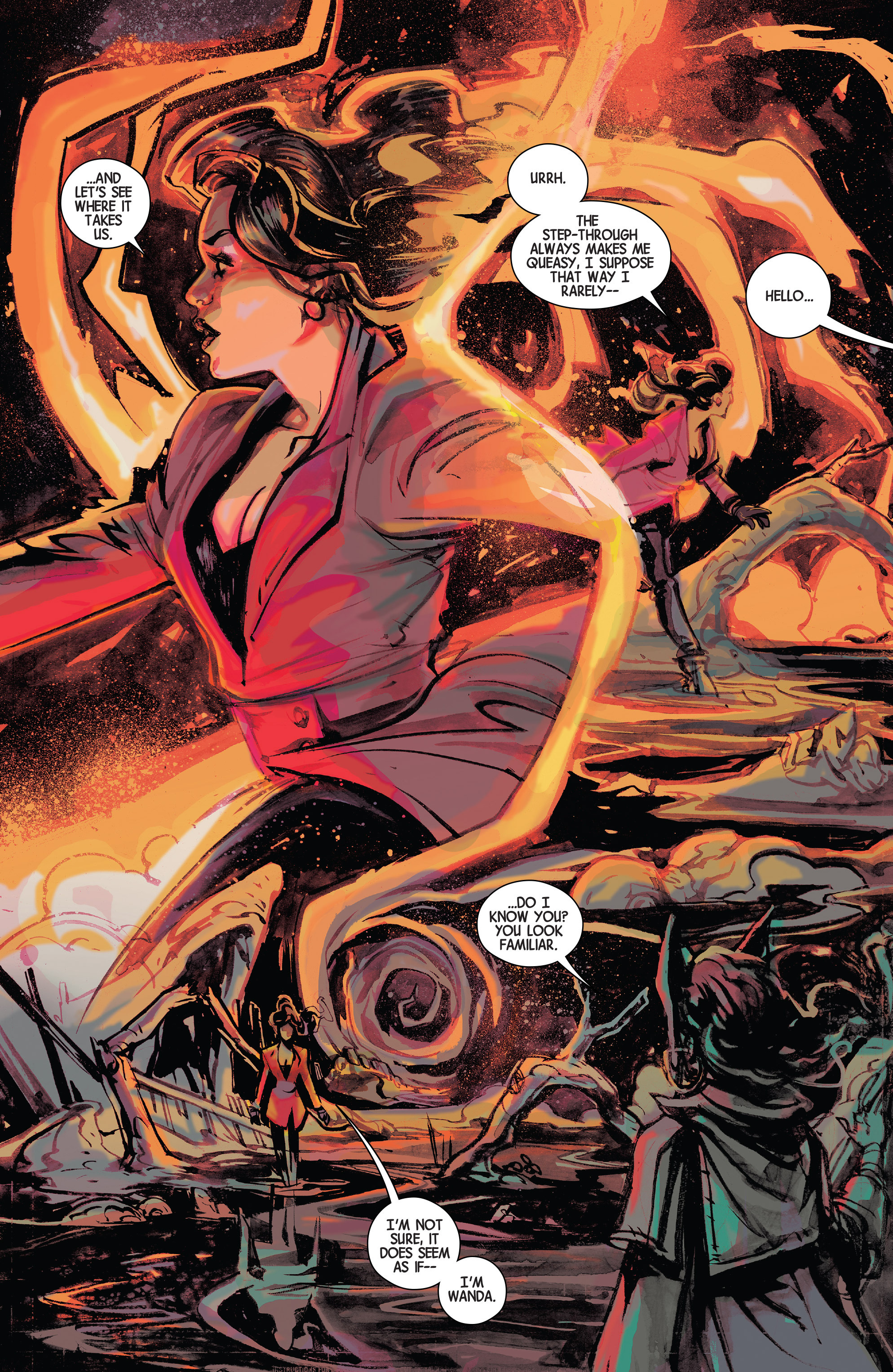 Read online Scarlet Witch (2016) comic -  Issue #3 - 19