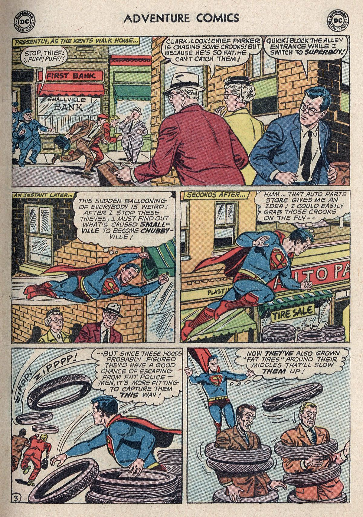 Read online Adventure Comics (1938) comic -  Issue #298 - 5