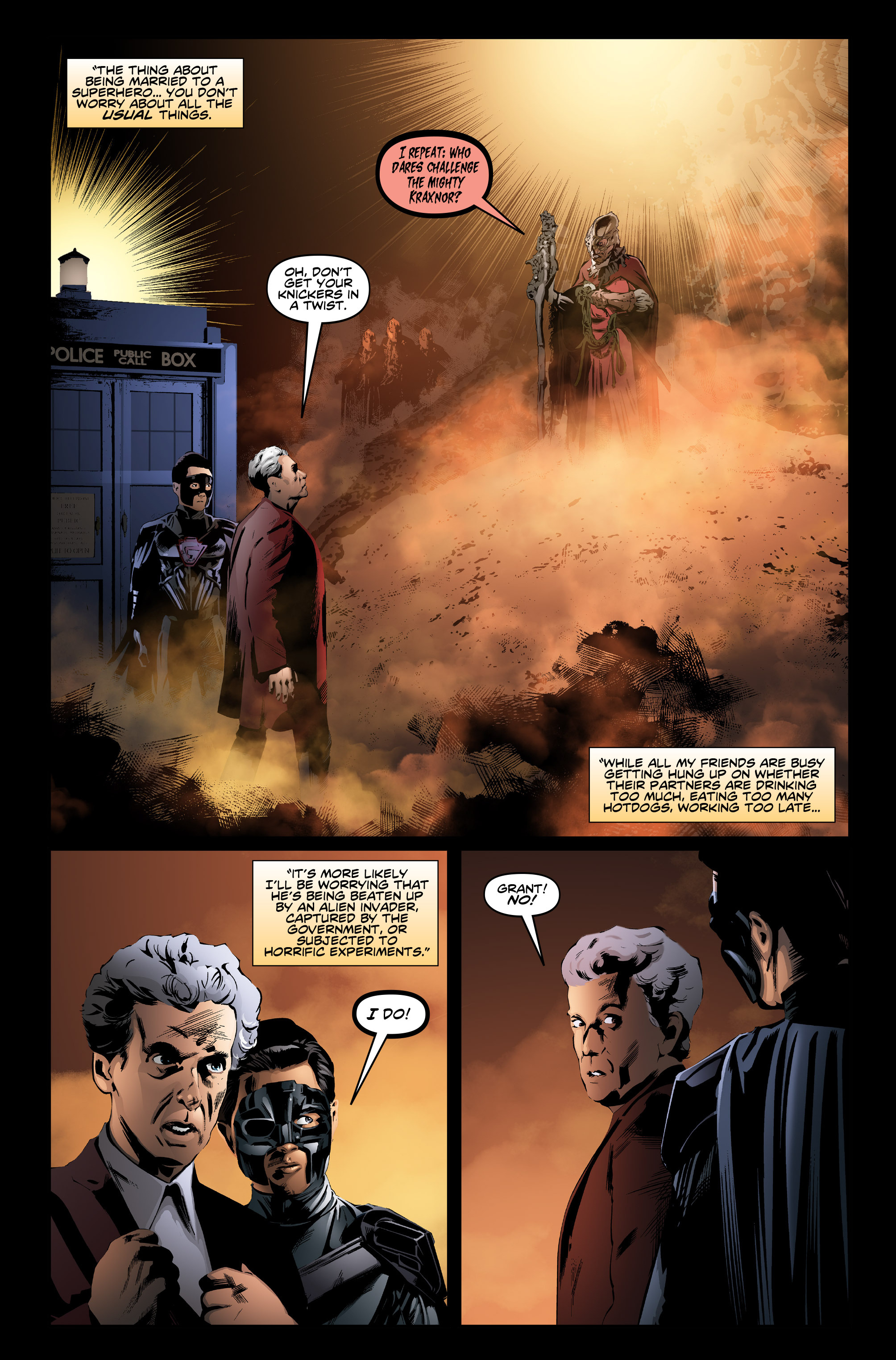 Doctor Who: Ghost Stories chap 6 pic 3