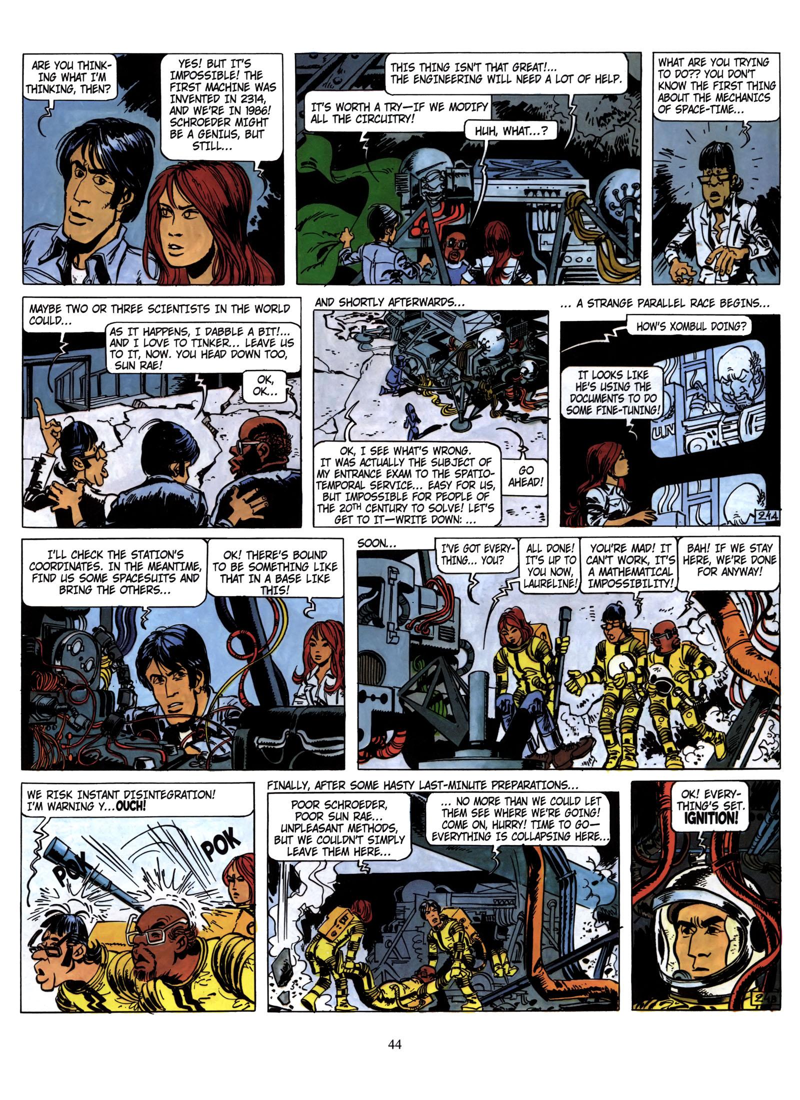 Valerian and Laureline #1 #23 - English 50
