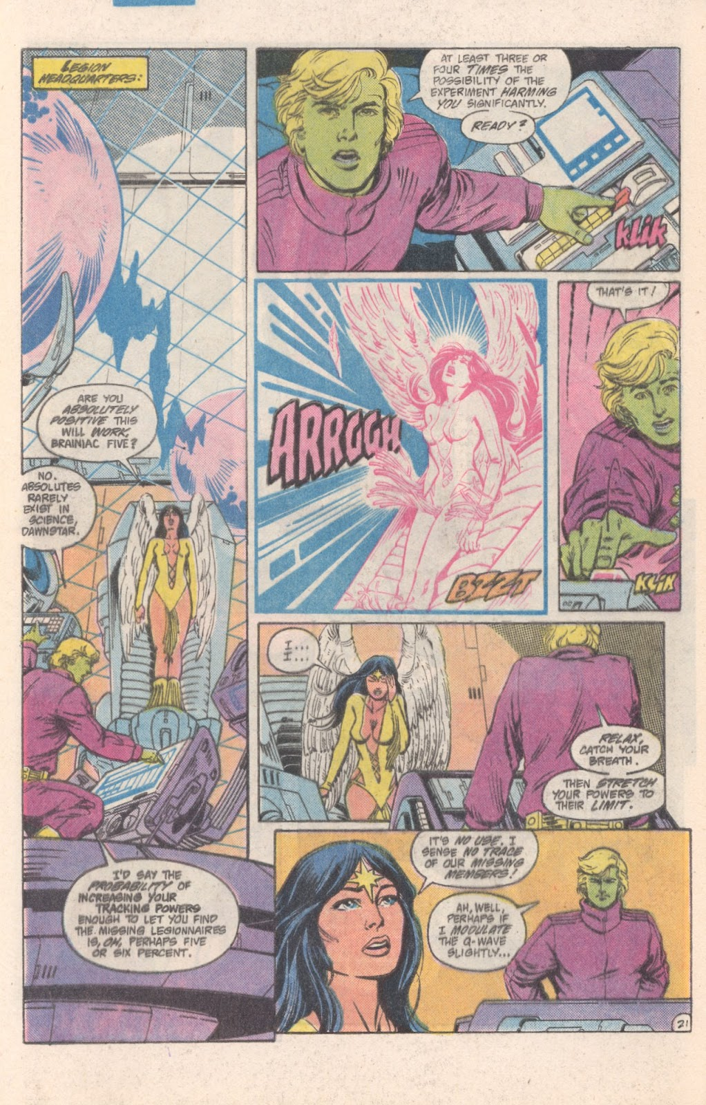 Tales of the Legion Issue #318 #5 - English 22