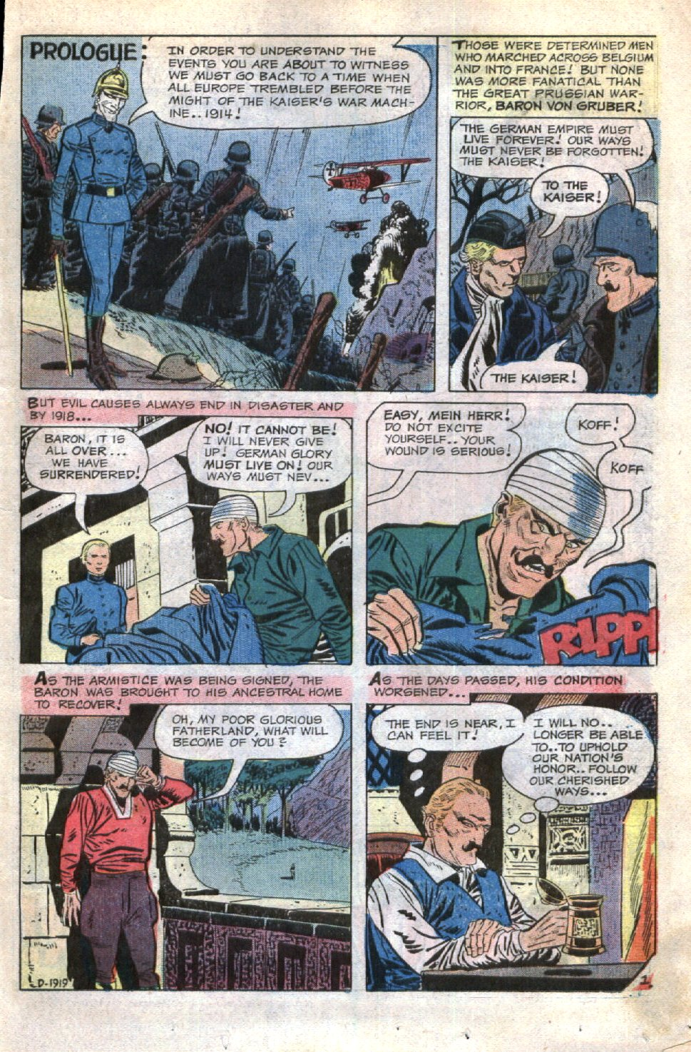 Read online Scary Tales comic -  Issue #34 - 11