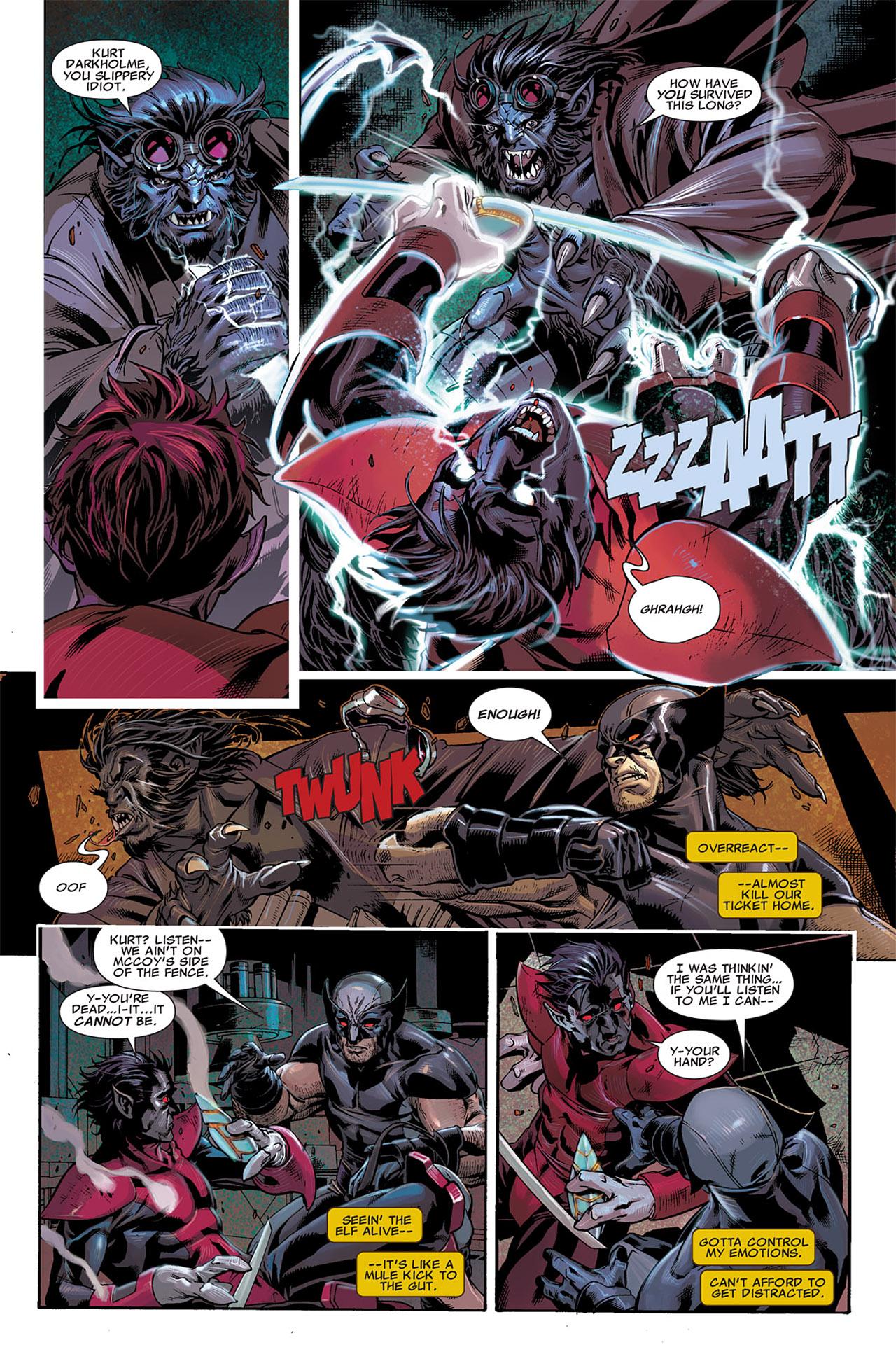 Uncanny X-Force (2010) #11 #26 - English 11