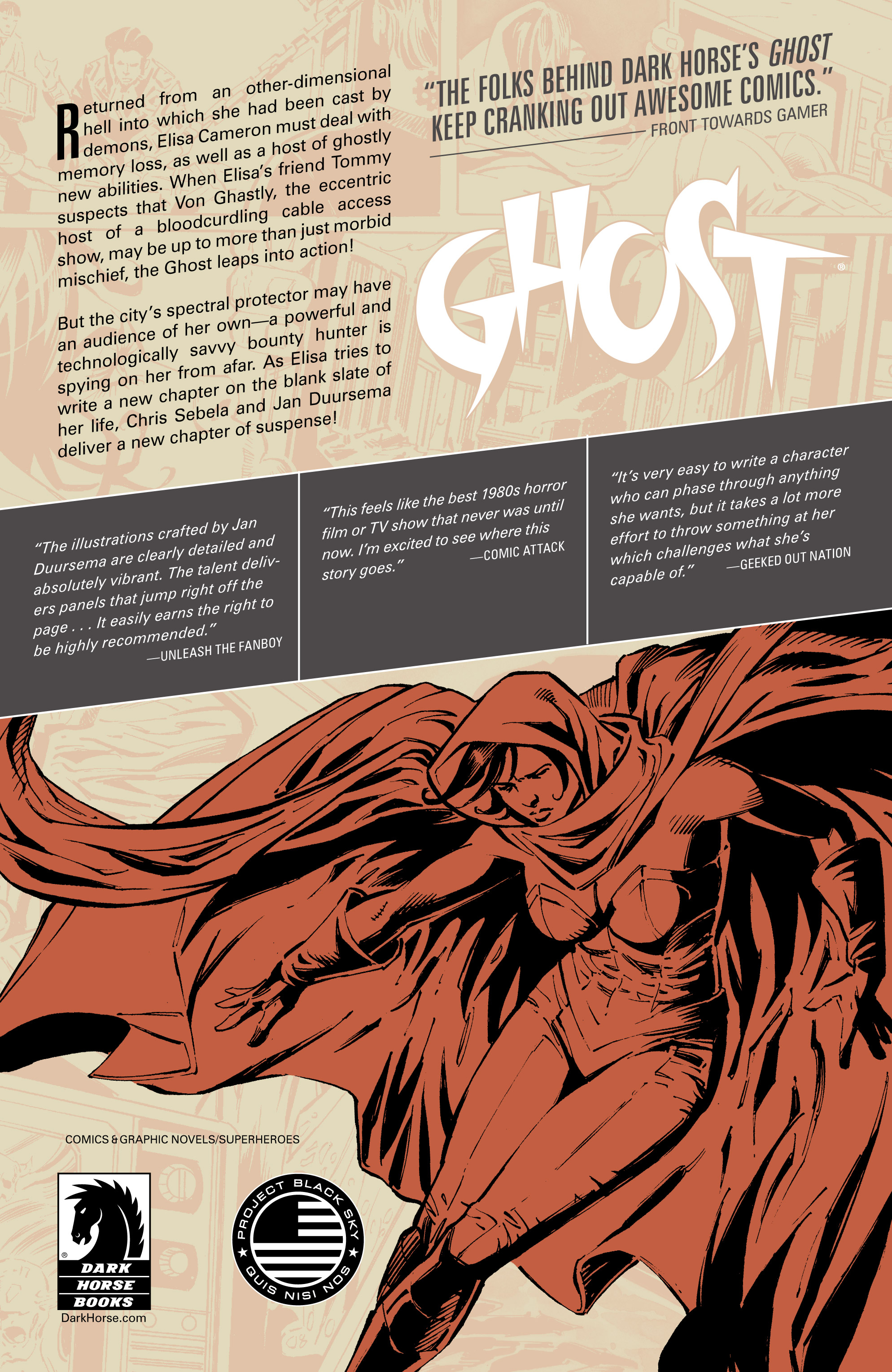 Read online Ghost (2013) comic -  Issue # TPB 2 - 105