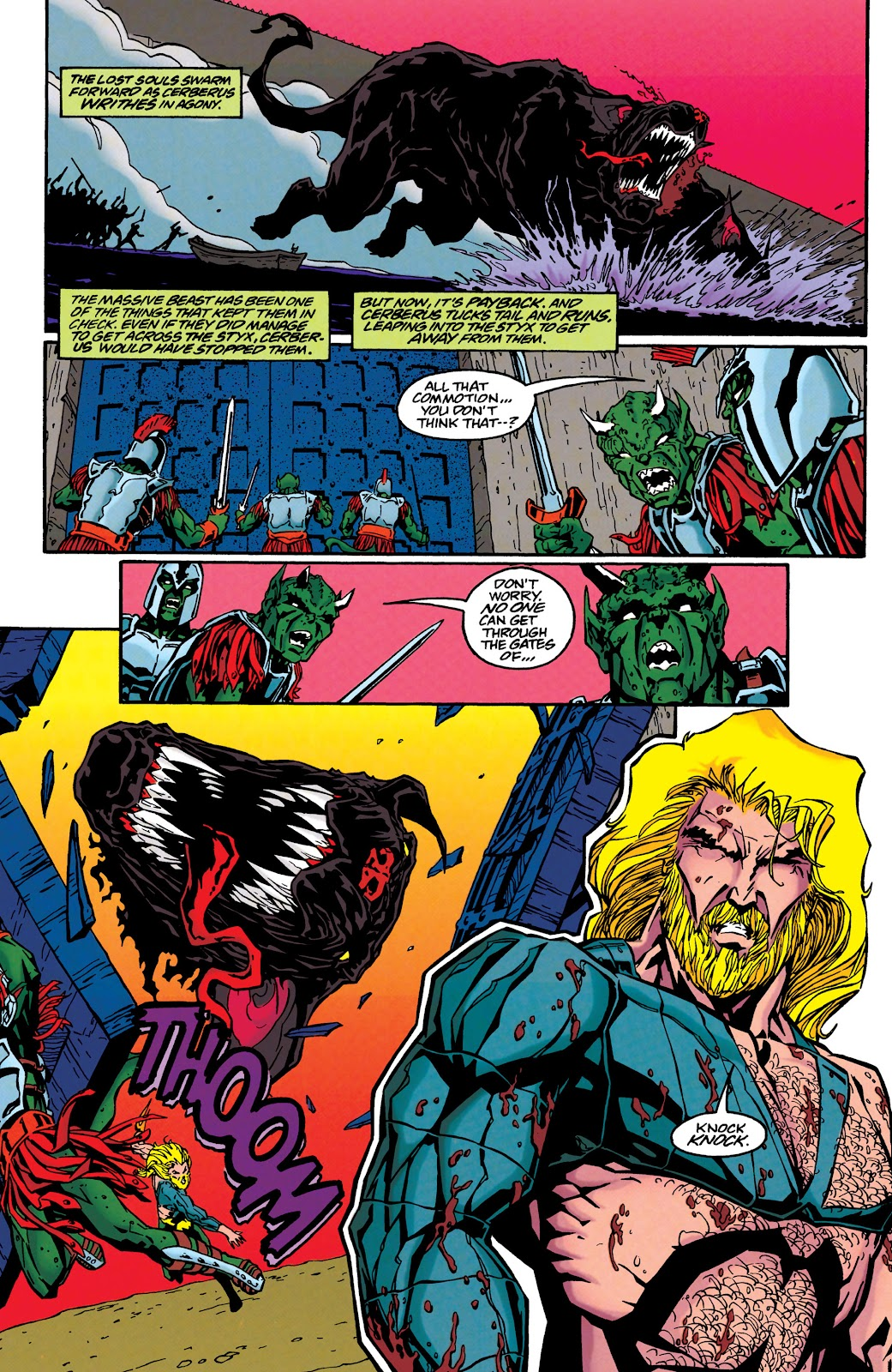 Aquaman (1994) Issue #46 #52 - English 11