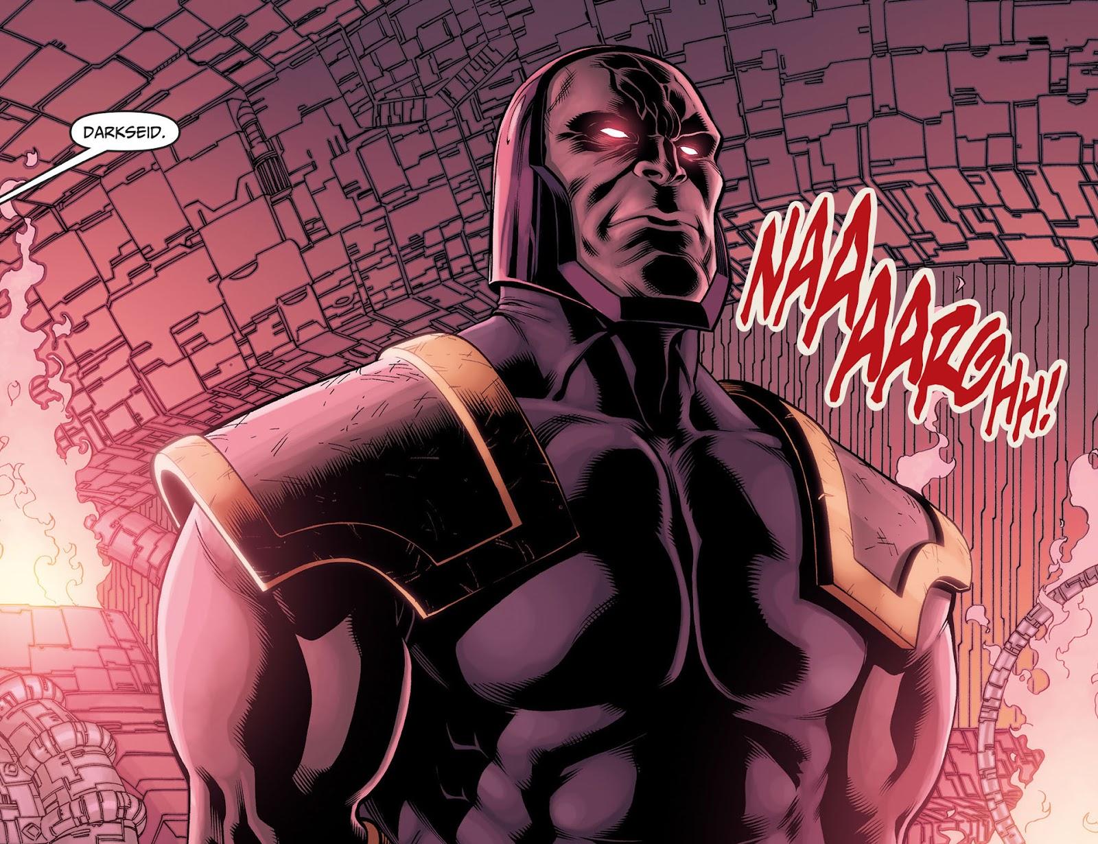 Injustice: Gods Among Us [I] Issue #22 #23 - English 11
