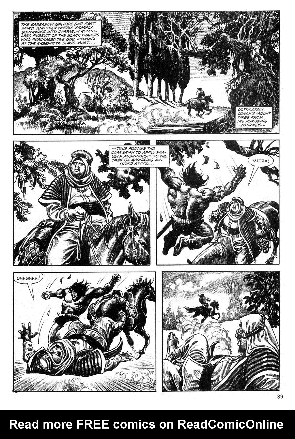 The Savage Sword Of Conan Issue #89 #90 - English 39