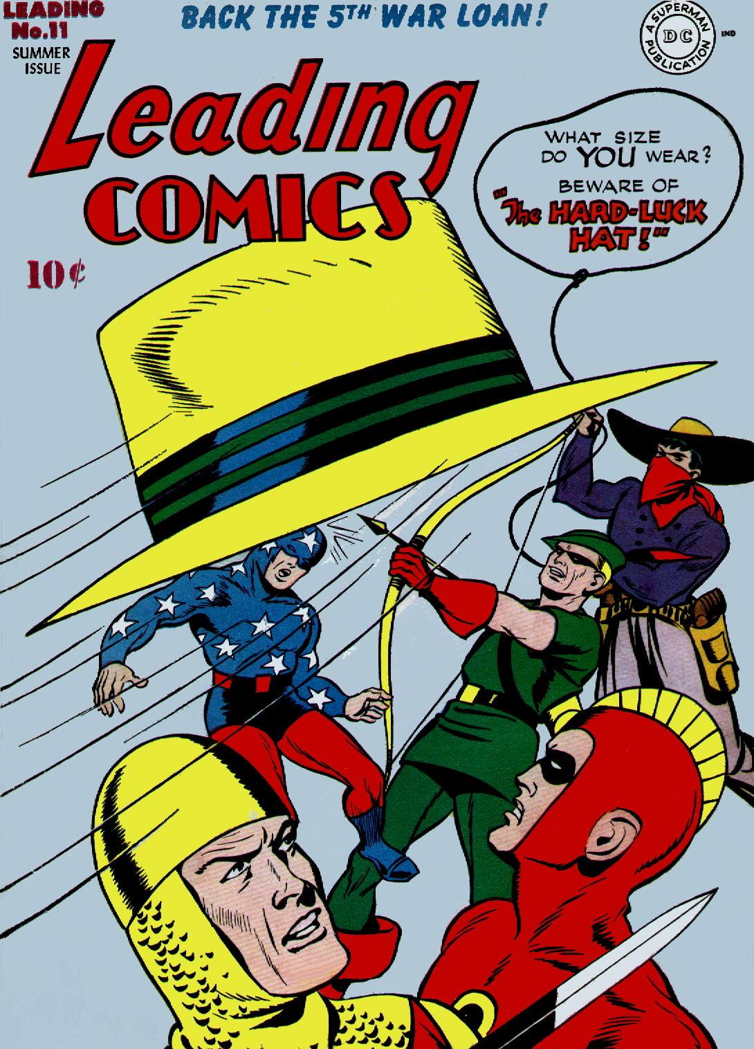 Leading Comics 11 Page 1