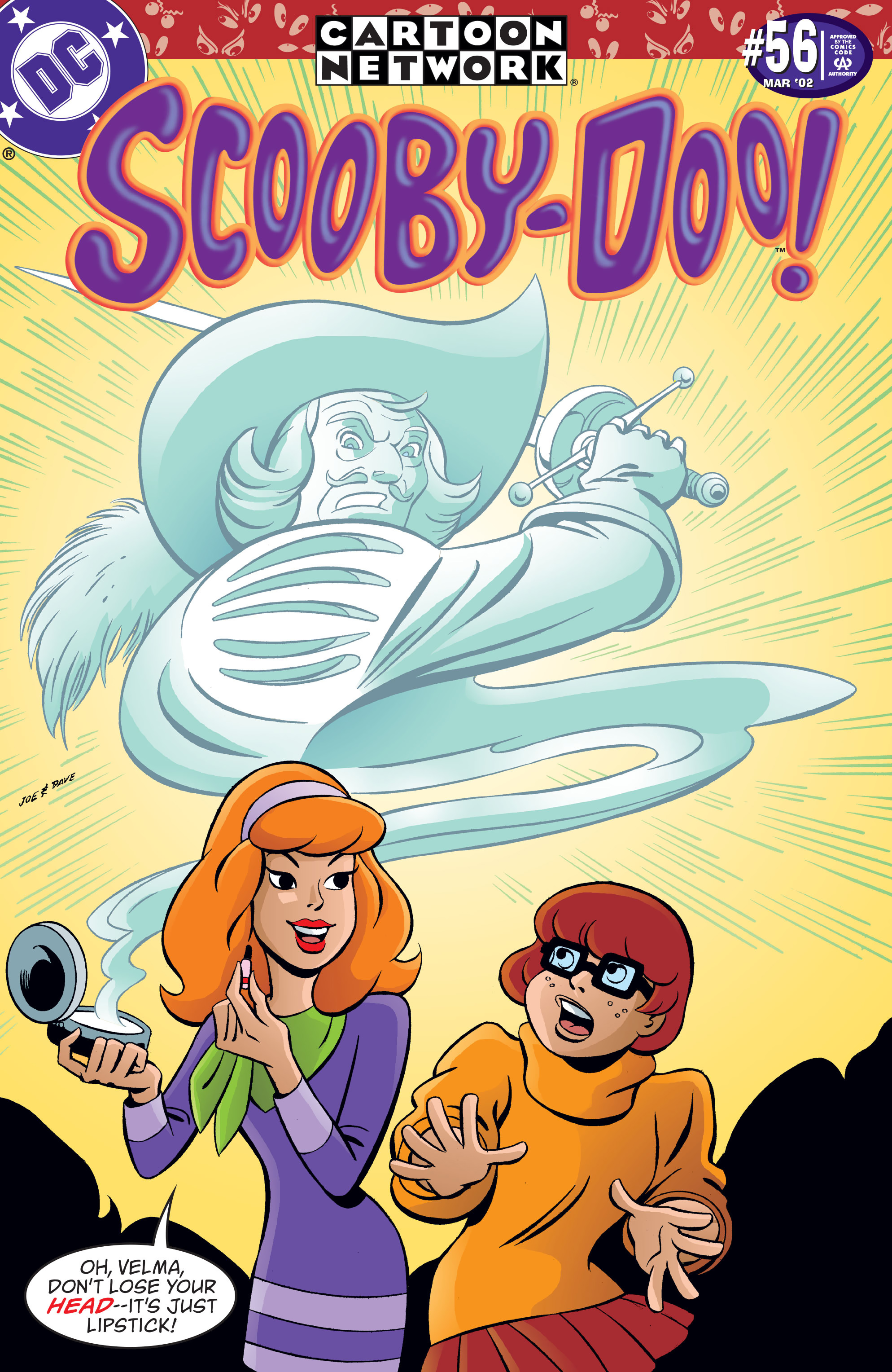 Read online Scooby-Doo (1997) comic -  Issue #56 - 1