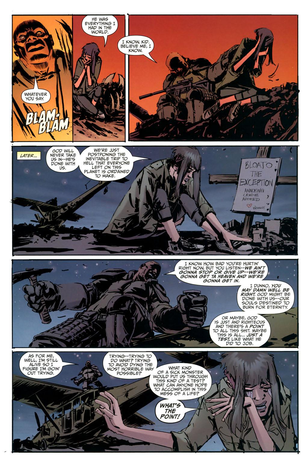 Strange Girl Issue #9 #10 - English 13