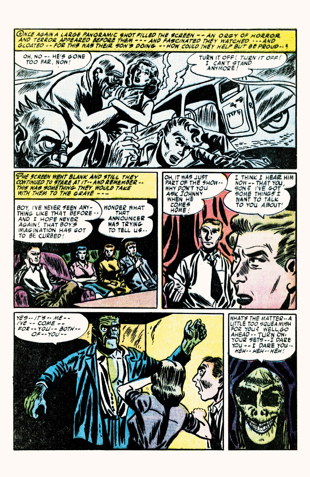 Haunted Horror Issue #4 #4 - English 47