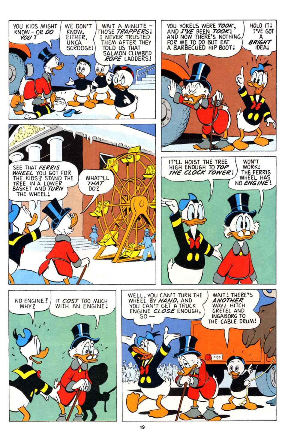 Uncle Scrooge (1953) Issue #251 #251 - English 20