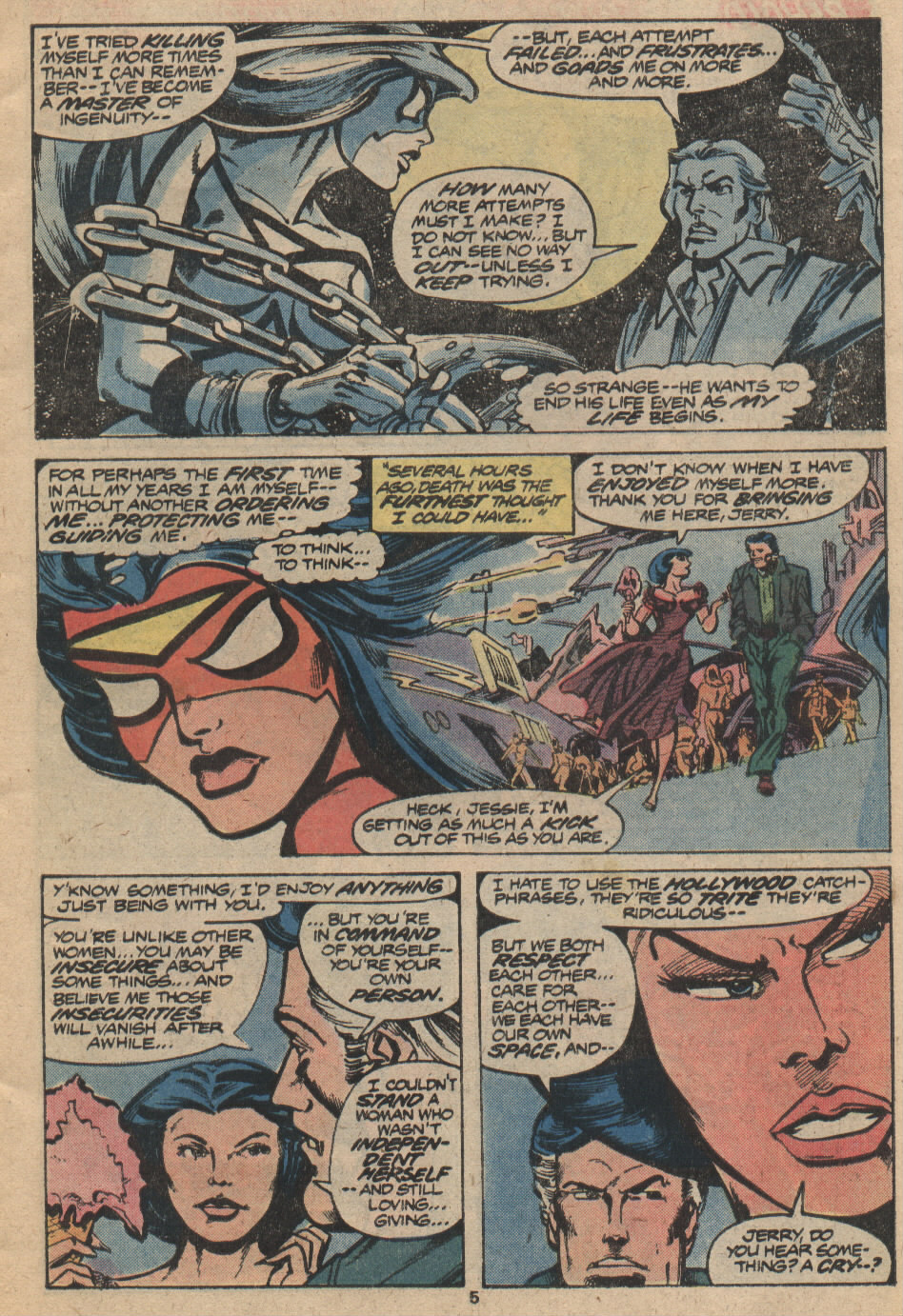 Spider-Woman (1978) Issue #8 #8 - English 5