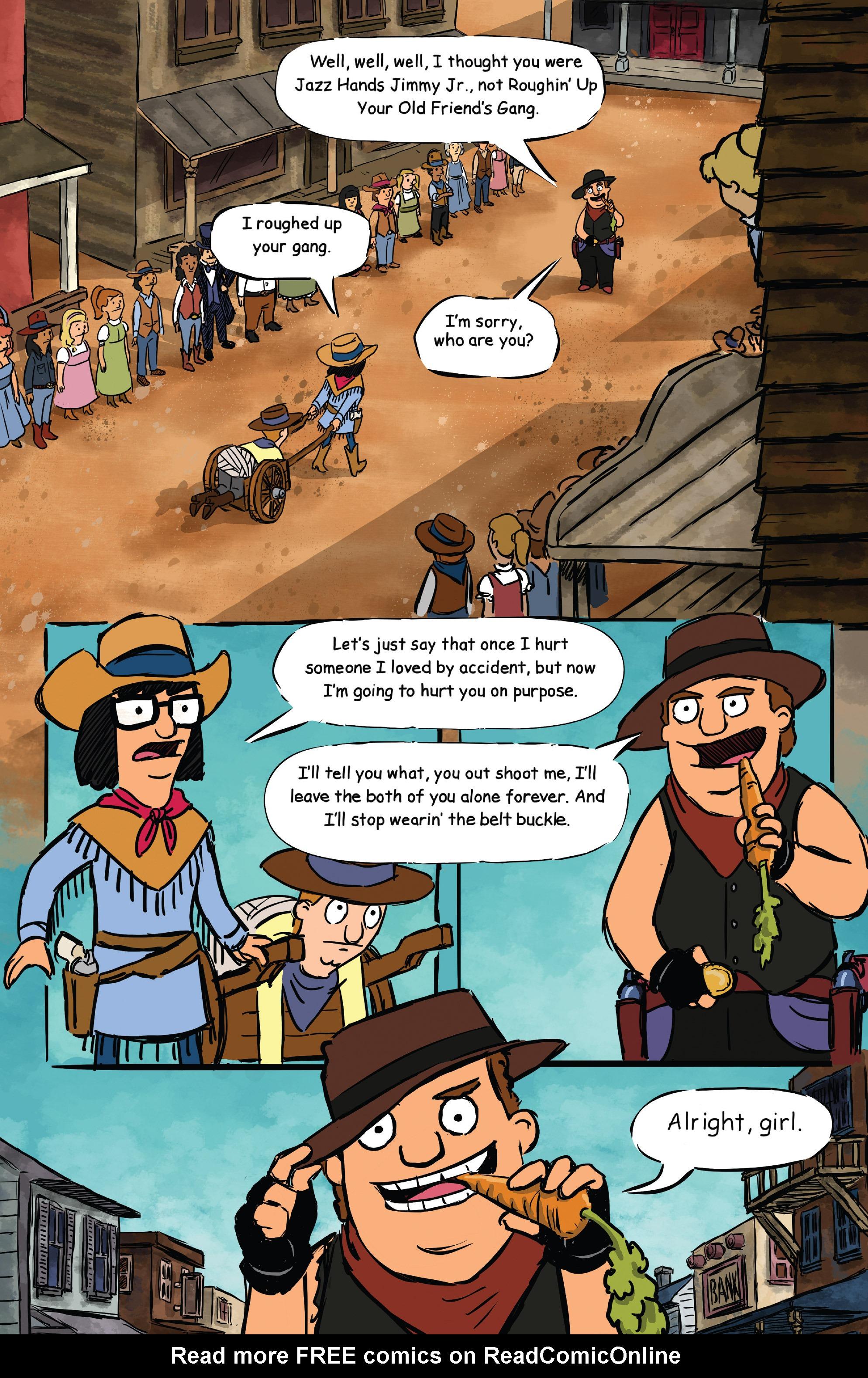 Read online Bob's Burgers (2014) comic -  Issue #3 - 8