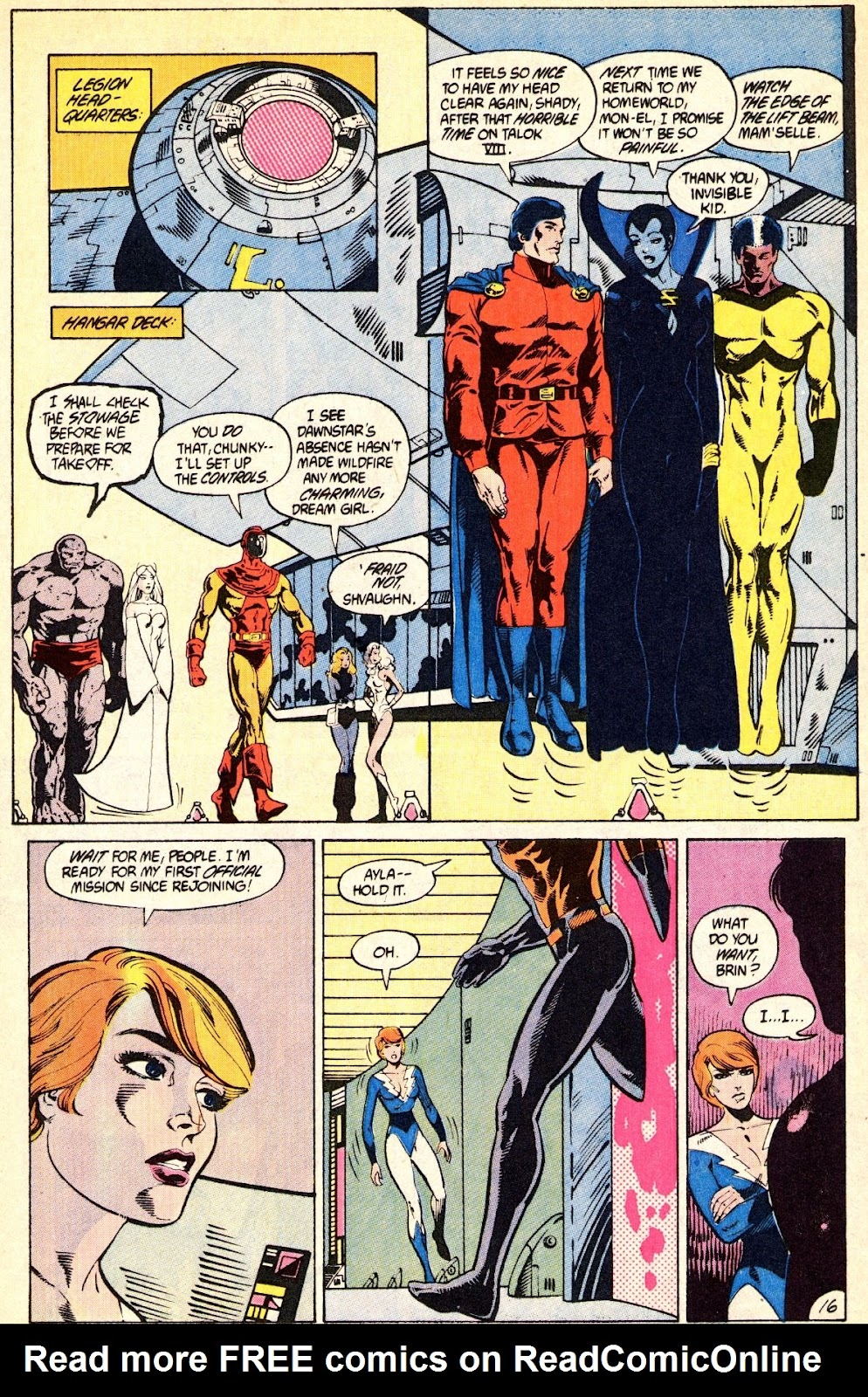 Tales of the Legion Issue #332 #19 - English 17