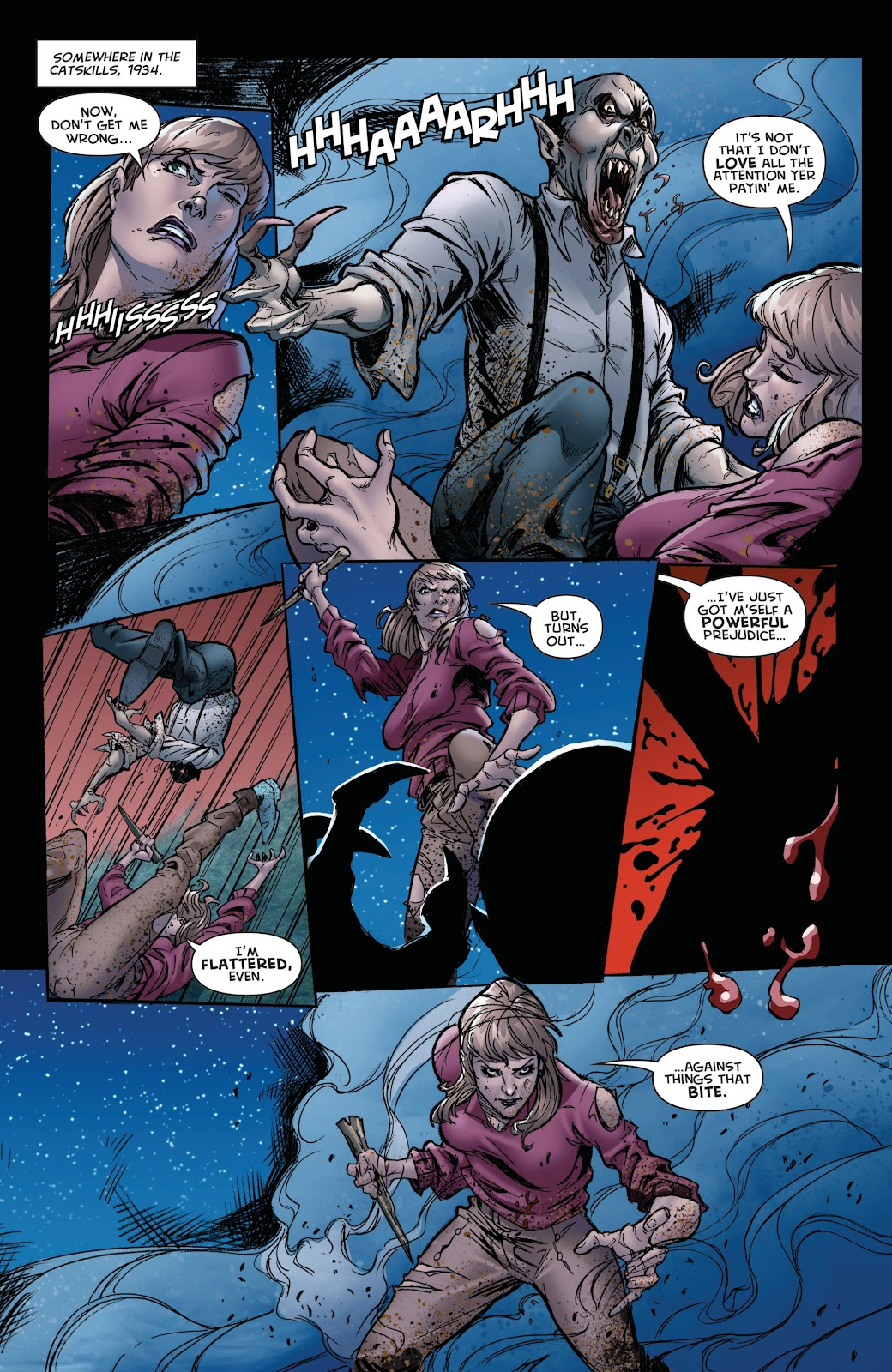 Grimm Fairy Tales (2005) _Special - Halloween Special #2 - English 22