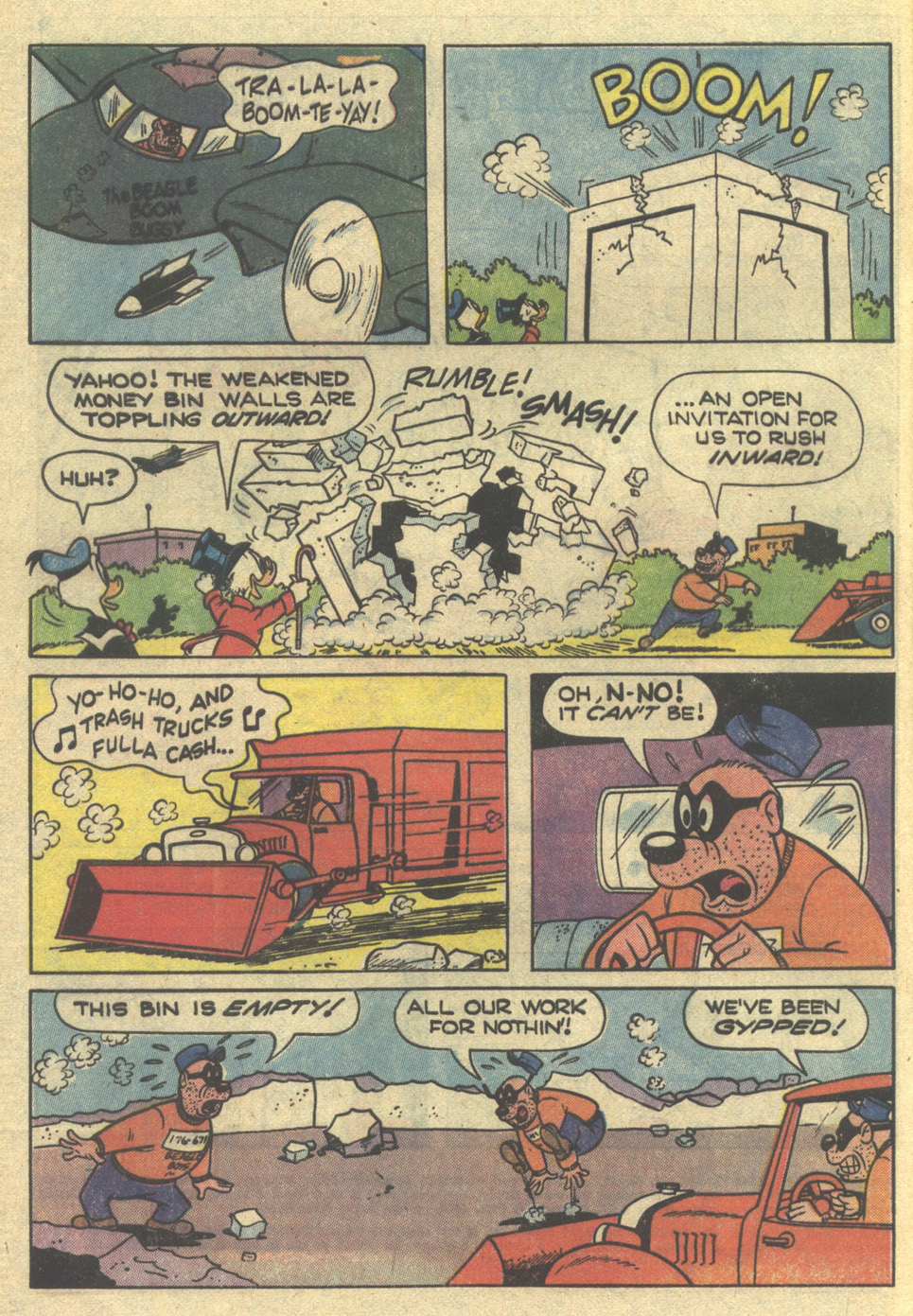 Uncle Scrooge (1953) Issue #167 #167 - English 4