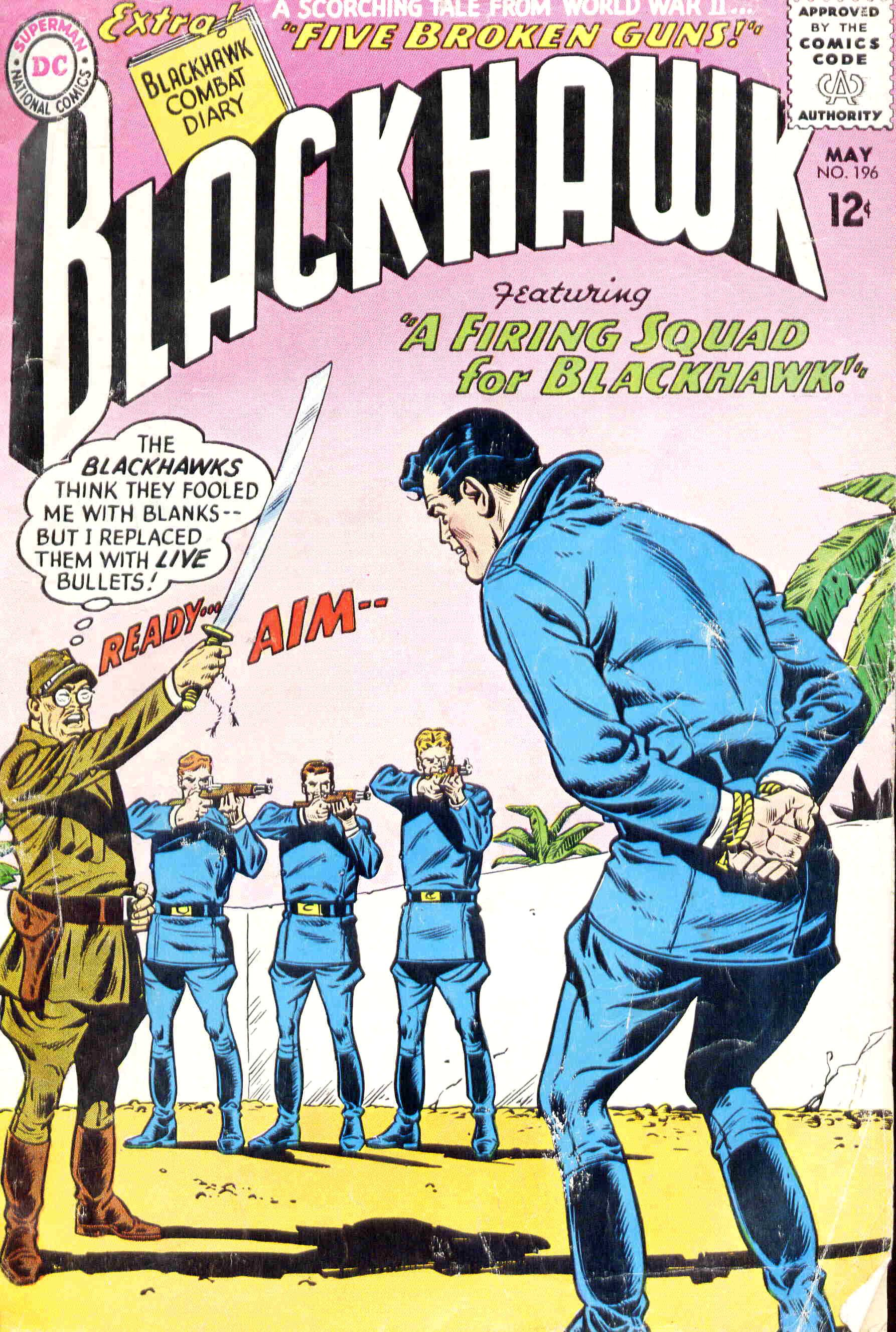 Blackhawk (1957) 196 Page 1