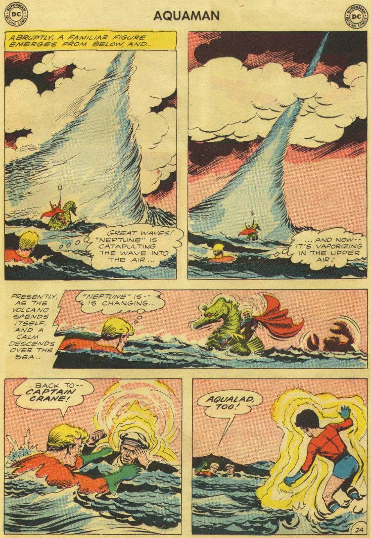 Aquaman (1962) Issue #9 #9 - English 31