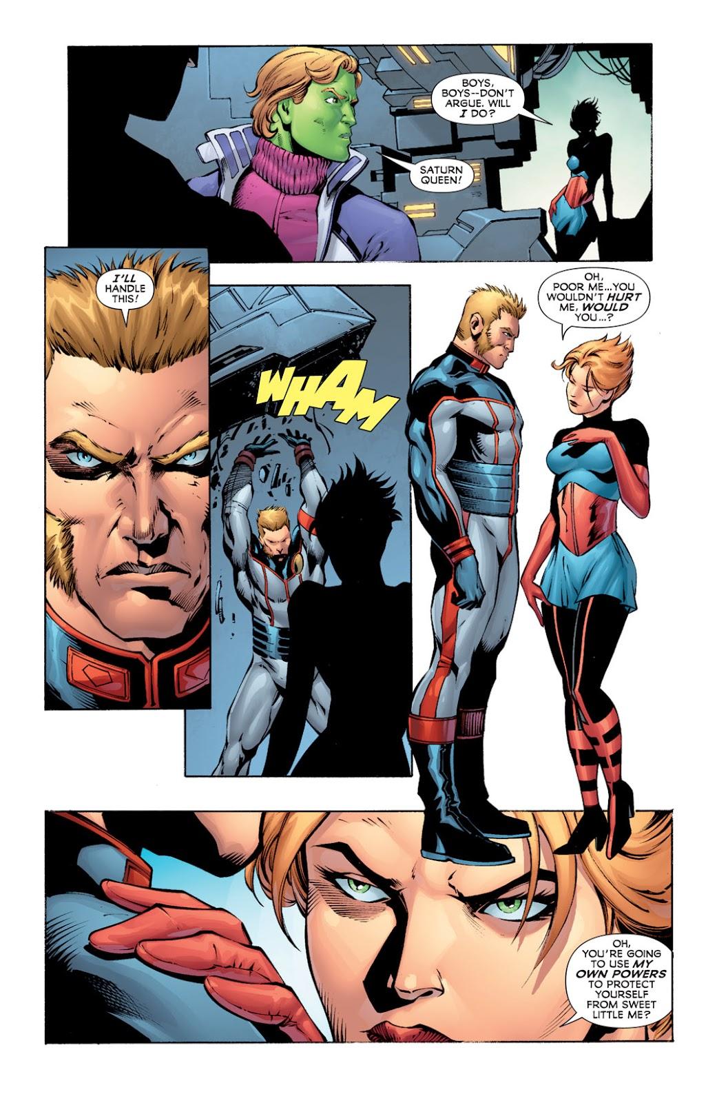 Legion of Super-Heroes (2010) Issue #12 #13 - English 19