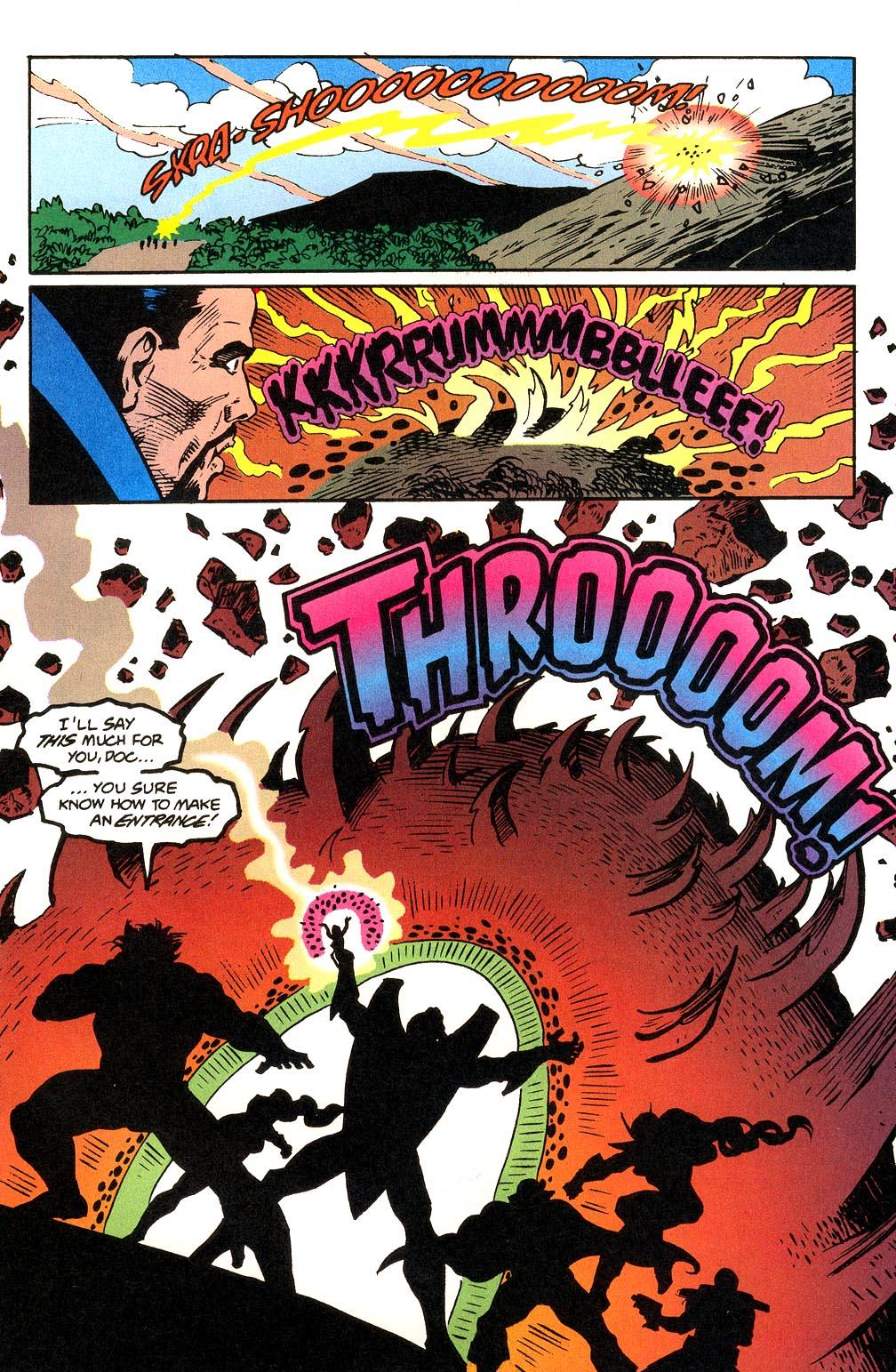 Read online Secret Defenders comic -  Issue #23 - 21