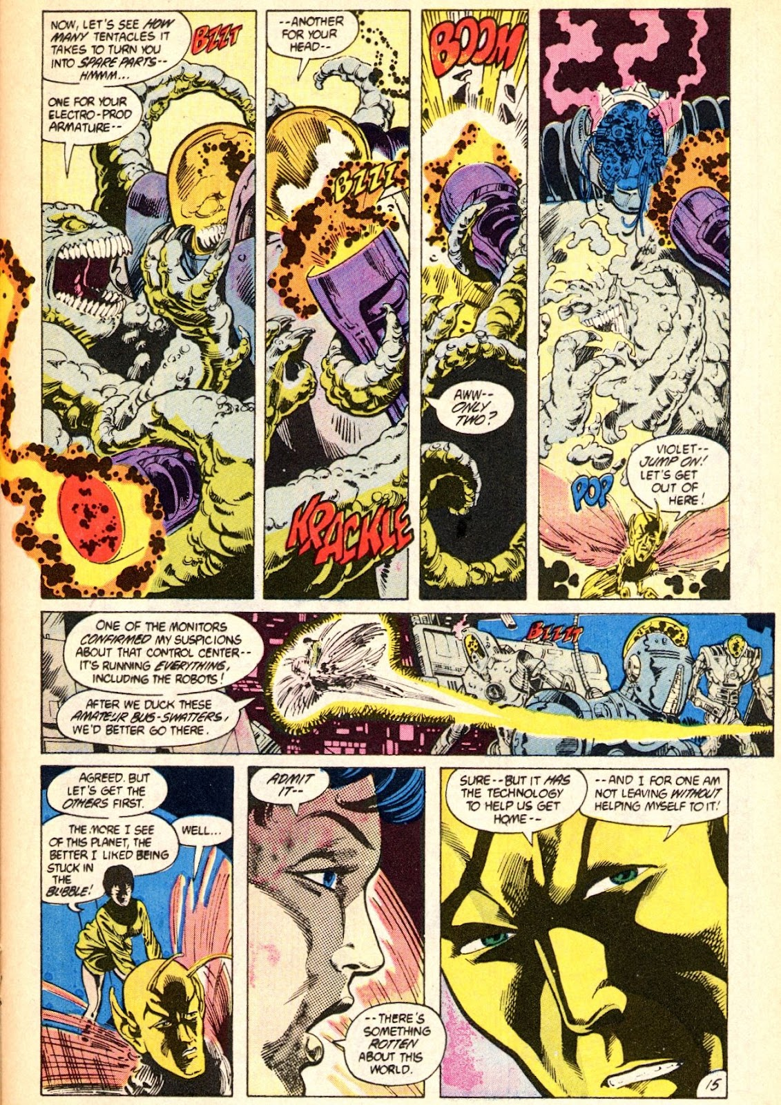 Tales of the Legion Issue #332 #19 - English 16