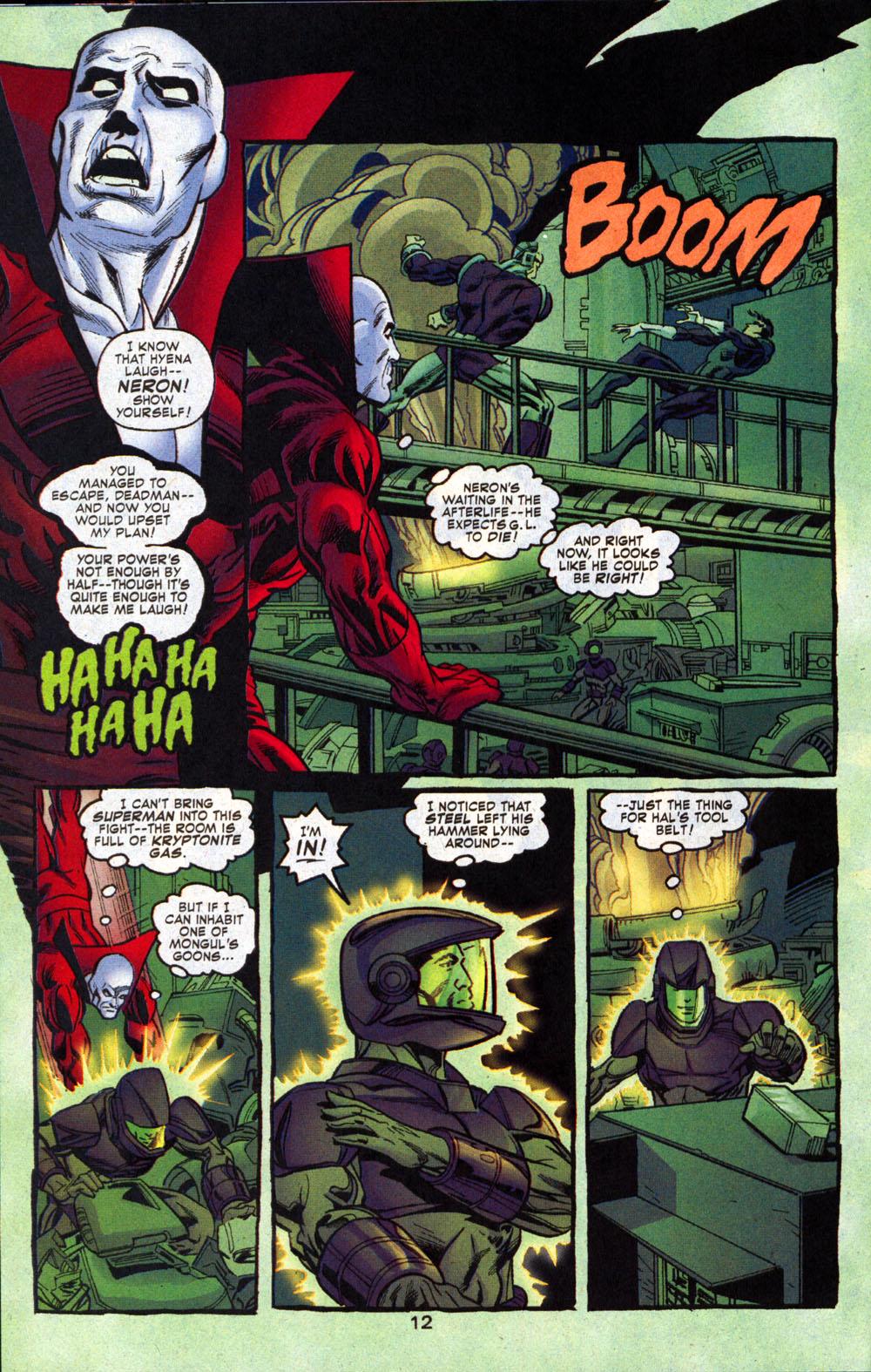 Read online Deadman: Dead Again comic -  Issue #4 - 13